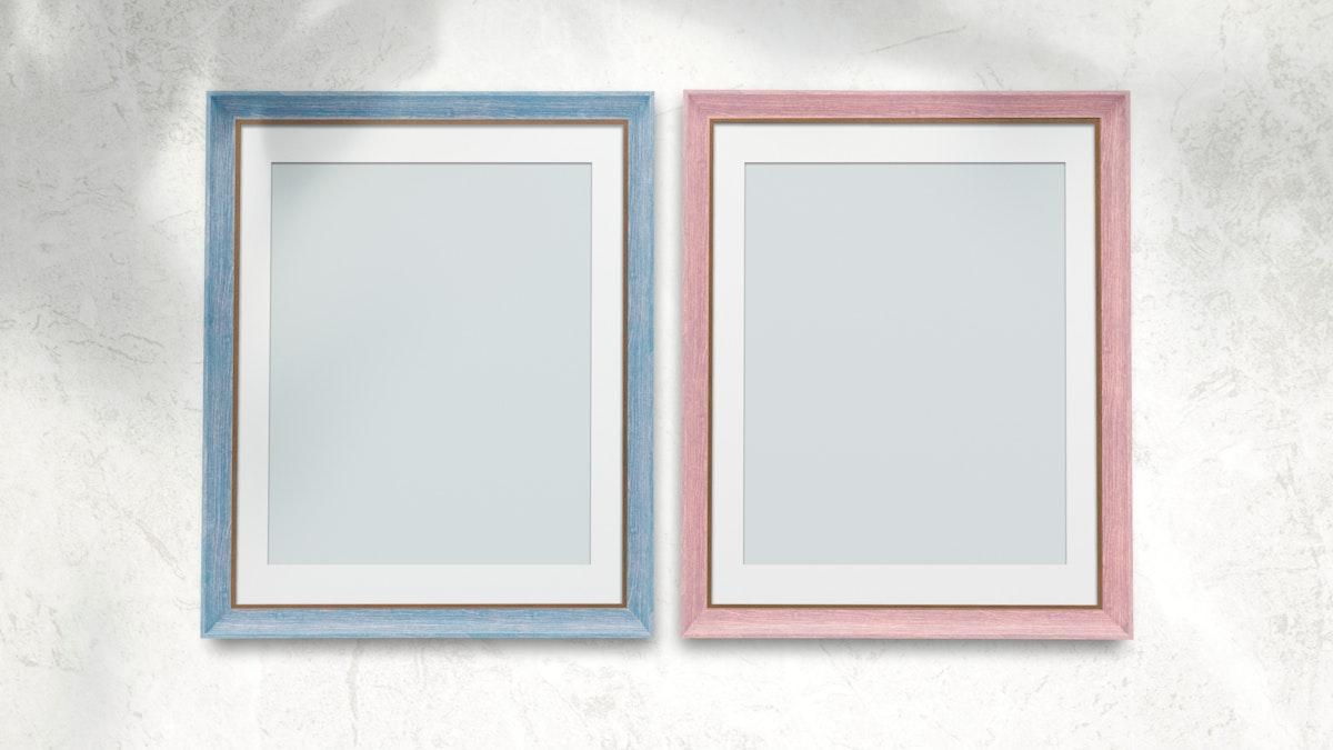 Photo frame collection