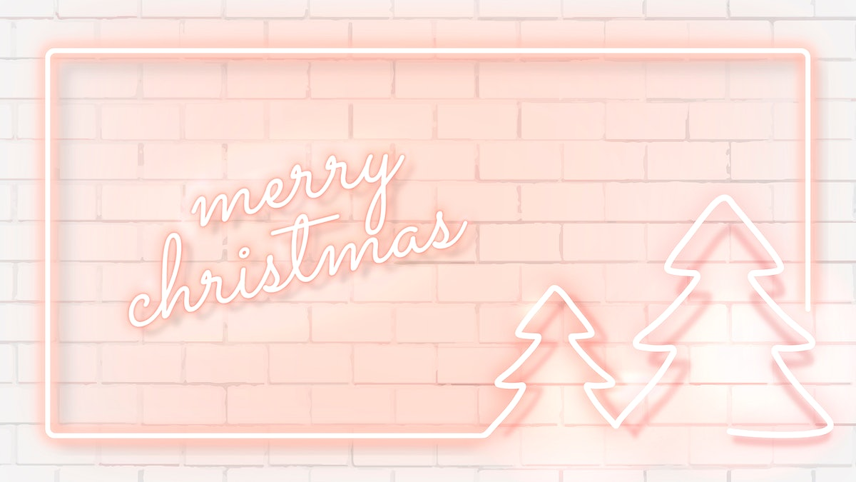 pink christmas banner royalty free vector 1233123 https www rawpixel com image 1233123