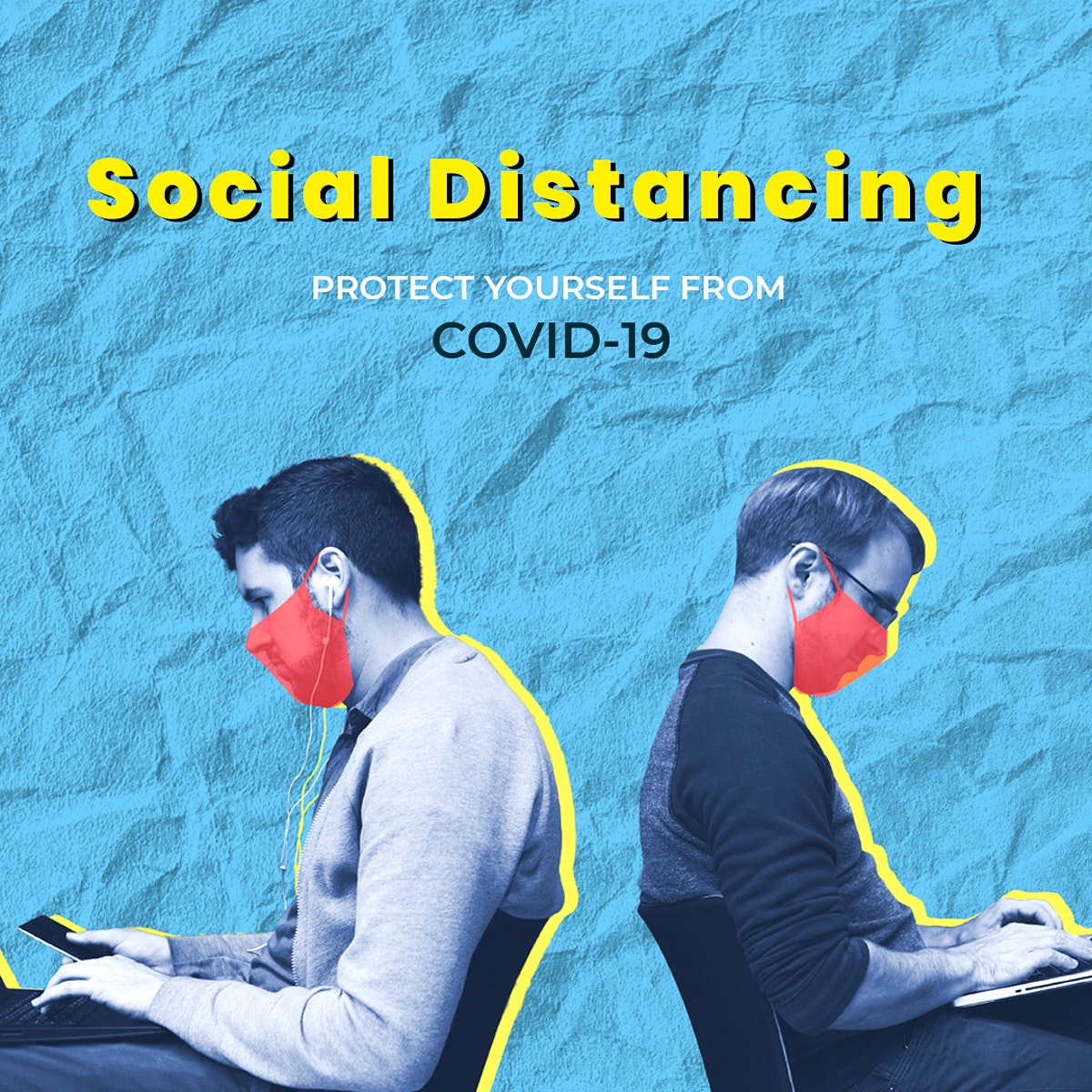 Social distancing to protect yourself and others from COVID-19