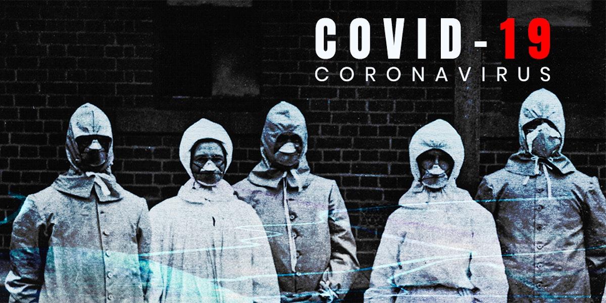 Covid-19 and coronavirus template