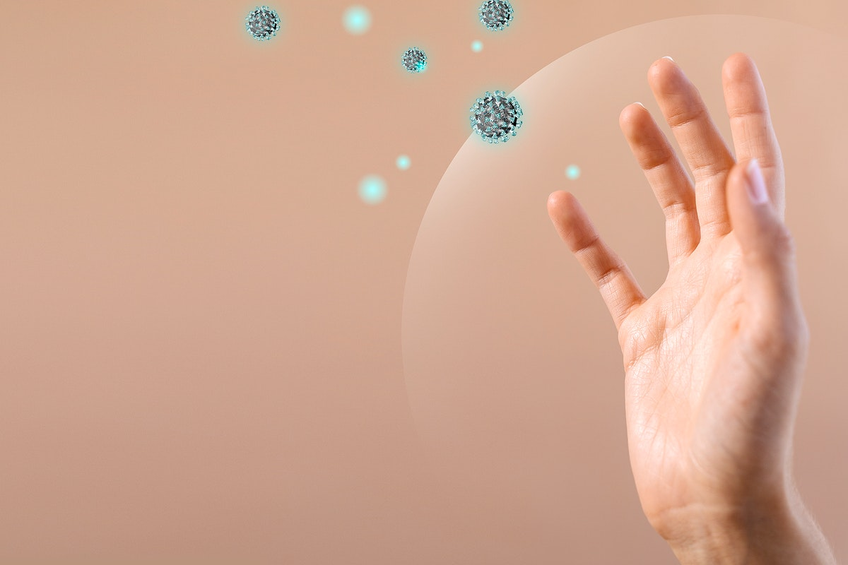 Keep your hands clean from coronavirus