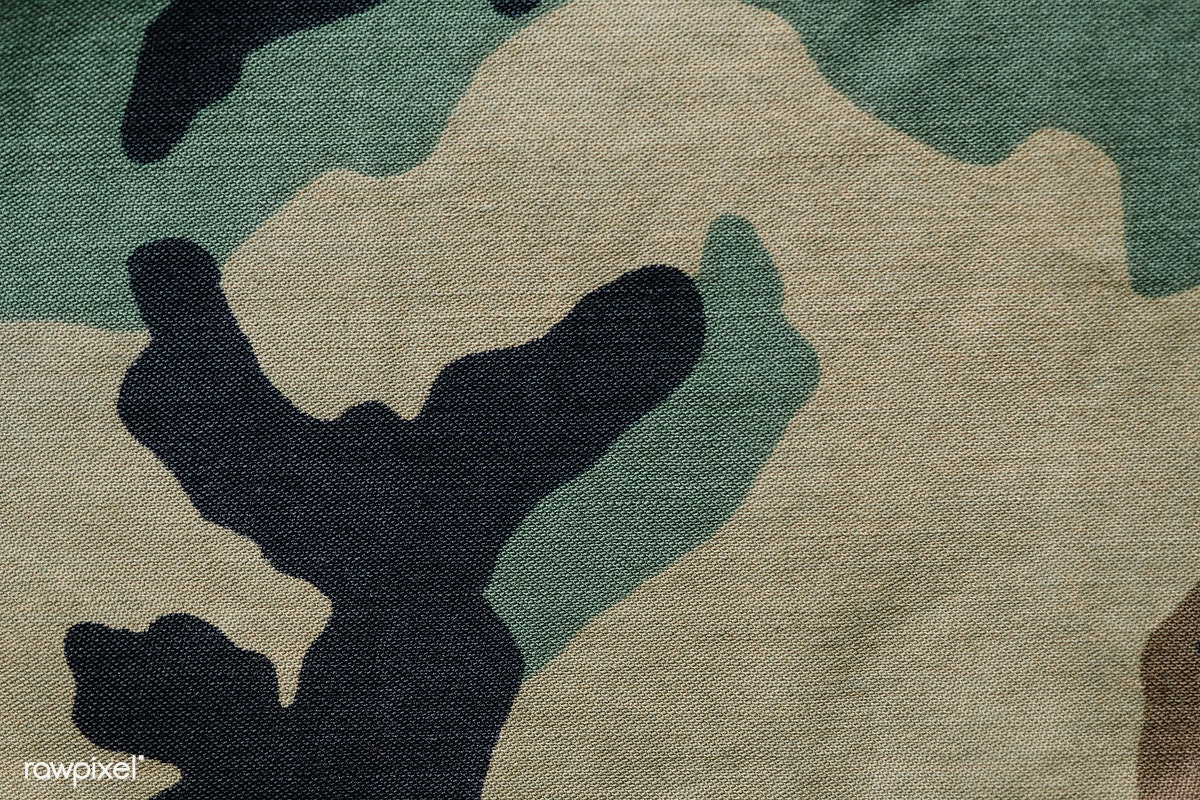 Camouflage Fabric Background Free Stock Photo 576539