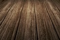 Brown wooden plank product background