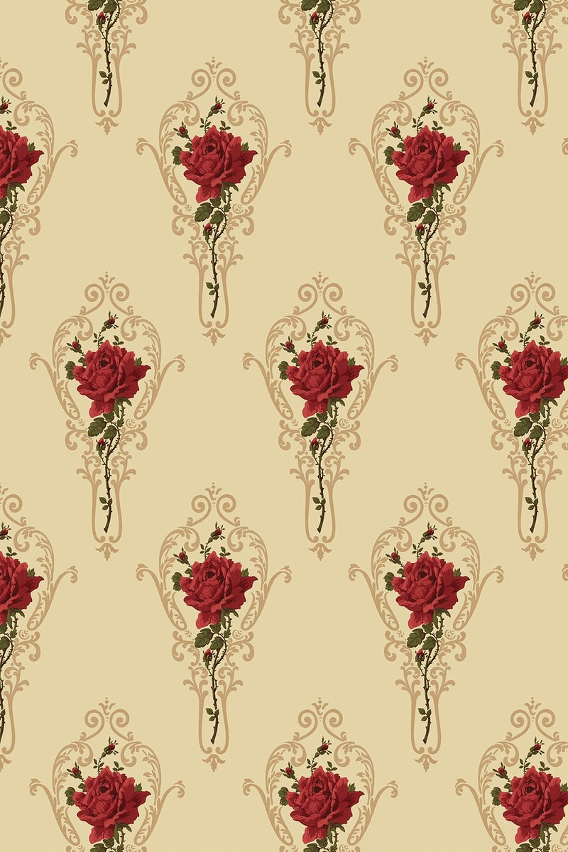 Floral Pattern Backgrounds Wallpapers High Resolution Royalty Free Designs Rawpixel