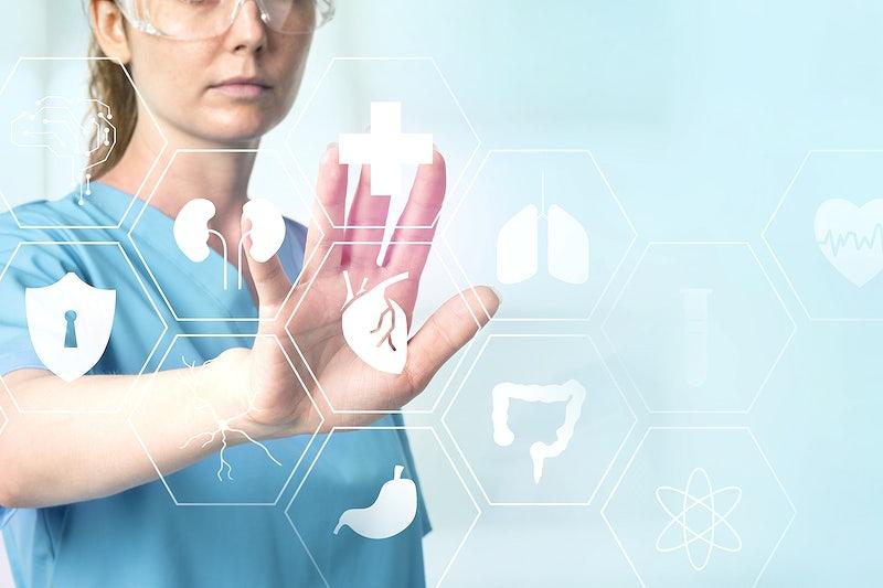 healthcare technology, machine learning, AI, blockchain