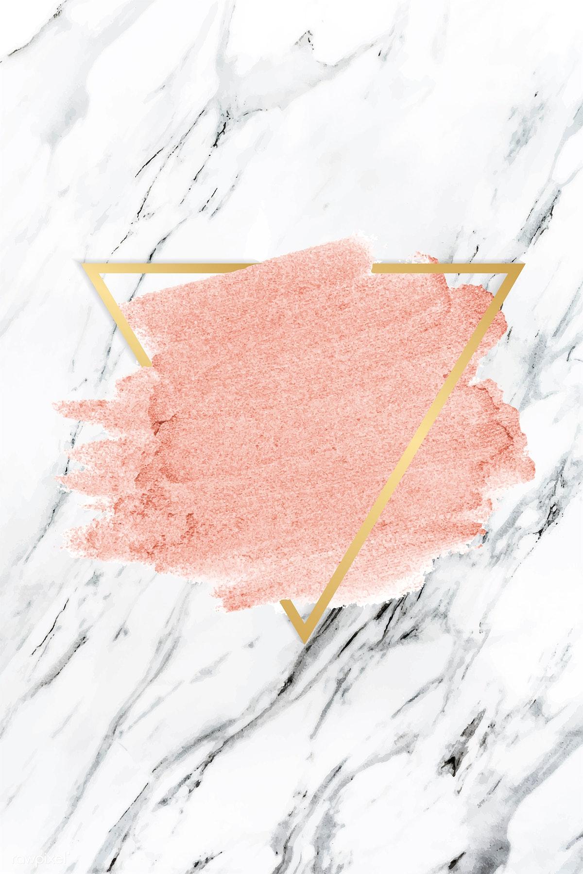 Pink Lipstick Smudge Free Stock Illustration 592312