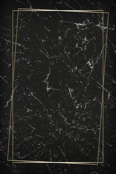 847a937b852d Rectangle golden frame on a marble background