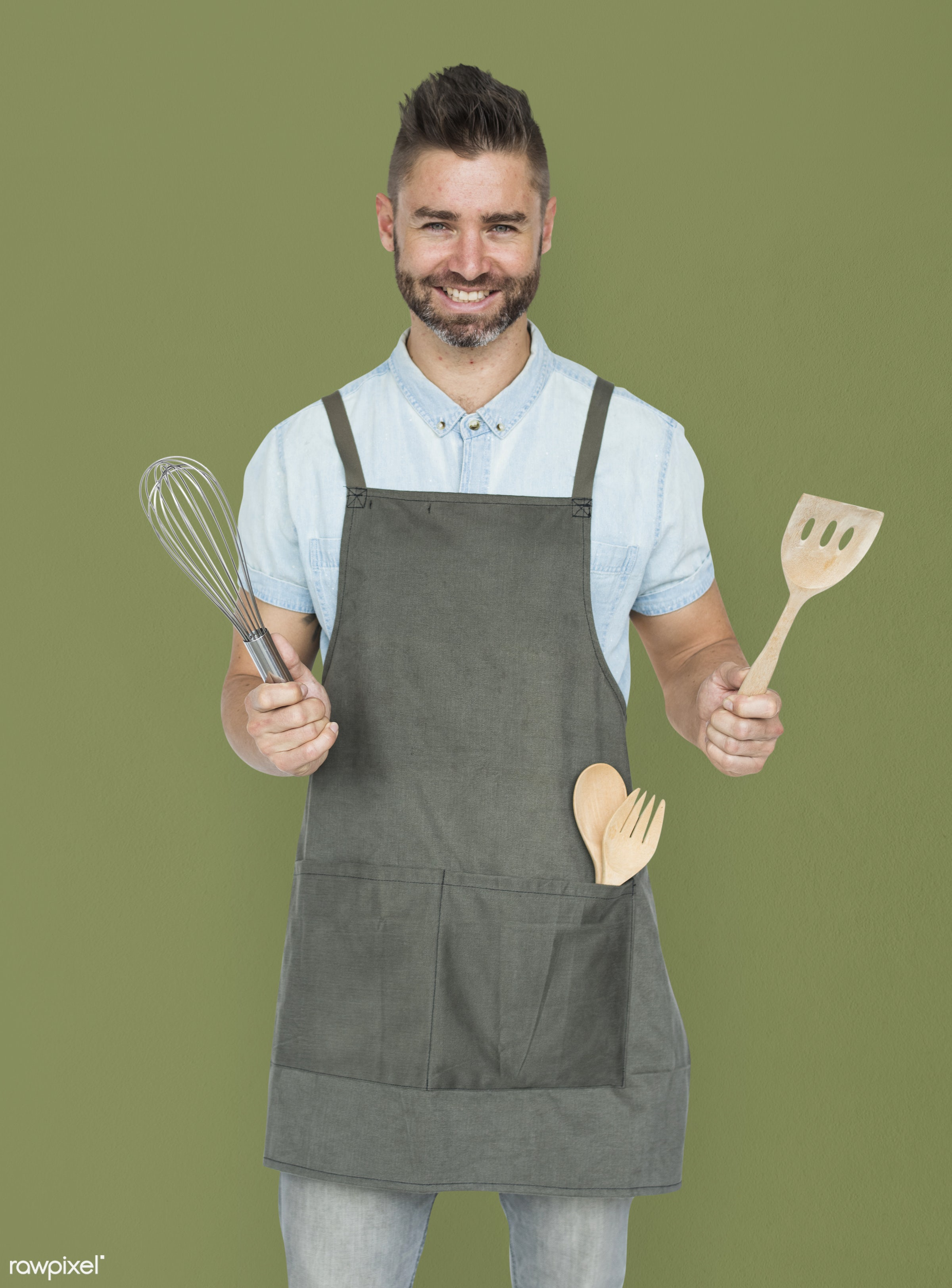 studio, pastel, person, model, race, people, style, solo, lifestyle, casual, beige, cooking, man, isolated, tone, guy, male...
