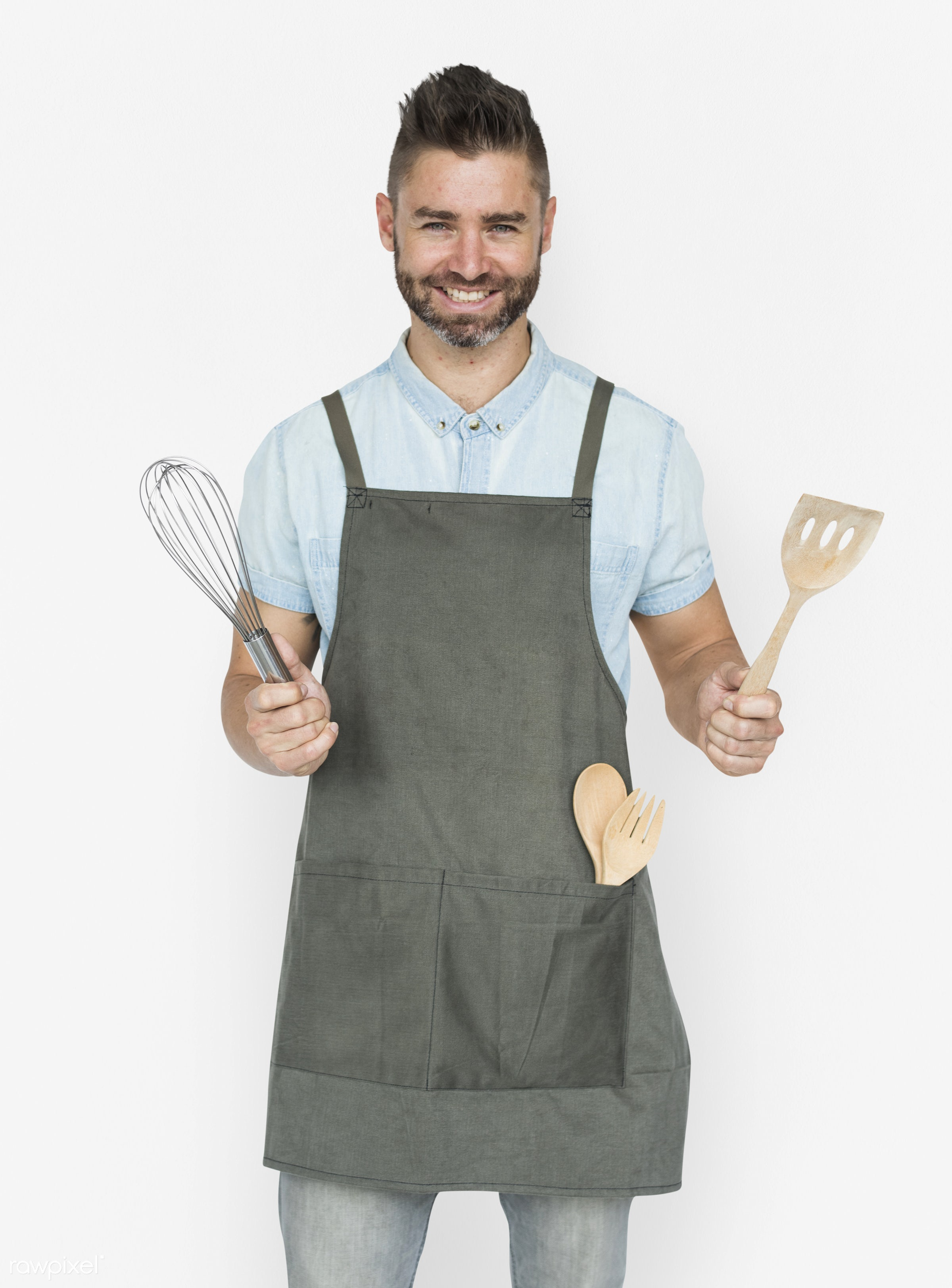 studio, person, model, race, people, style, solo, casual, lifestyle, cooking, man, isolated, guy, male, white, gesture,...