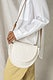 Black woman carrying a woven cotton rope bag mockup