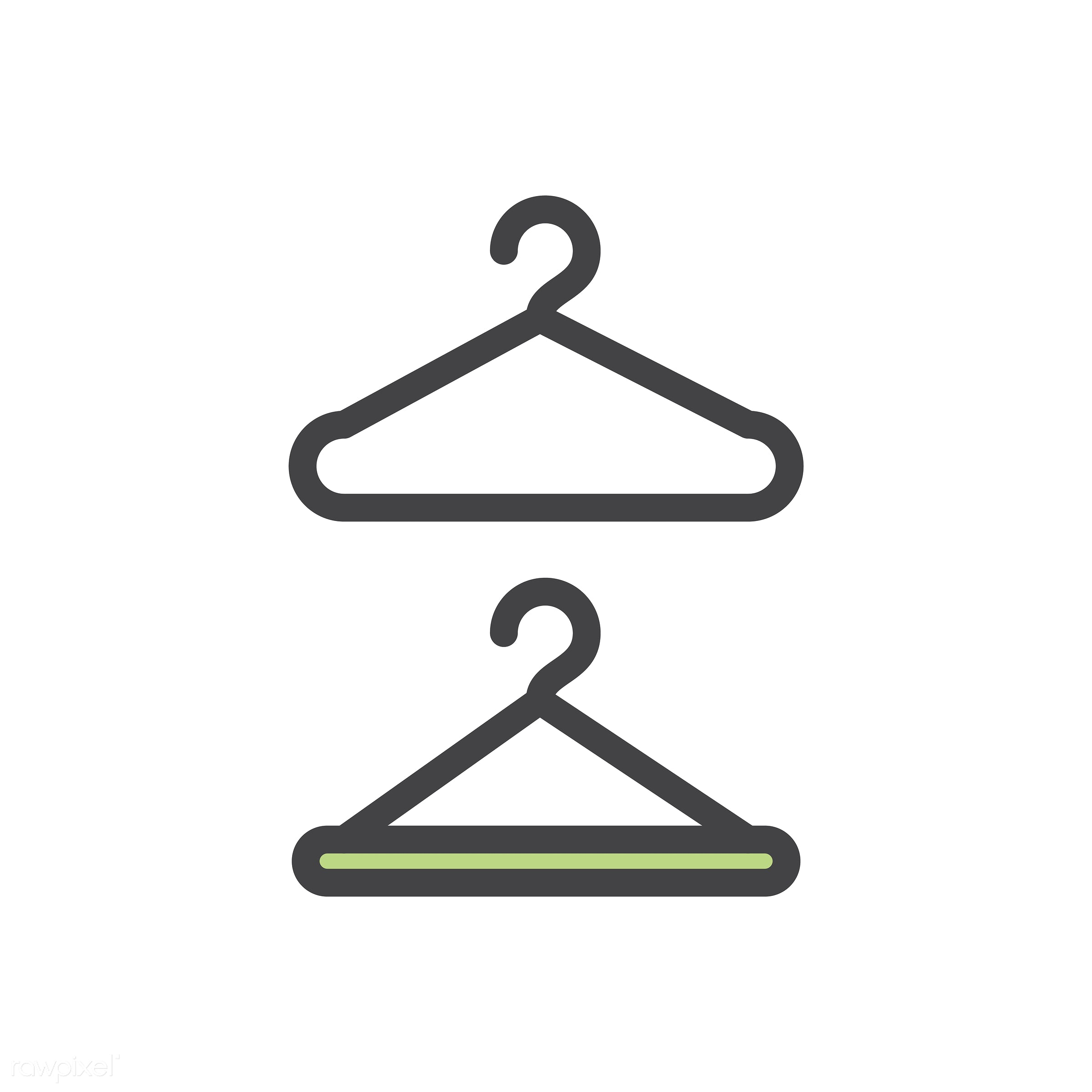 abode, adults, clothes, comfort, cozy, dwelling, hangers, home, homely, house, household, living, pad, residence, vector,...