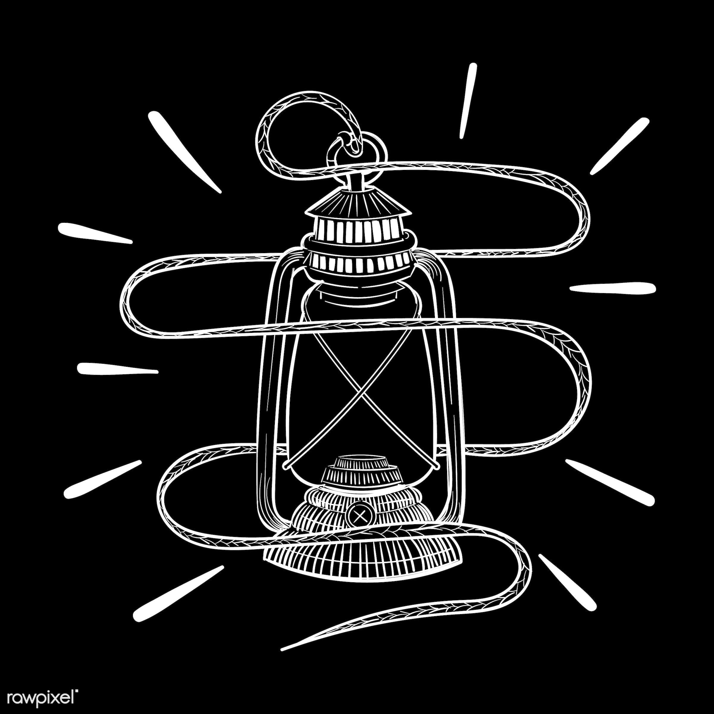 Hand drawing illustration set of wanderlust icons - adventure, art, artwork, camp, camping, creative, creativity, design,...