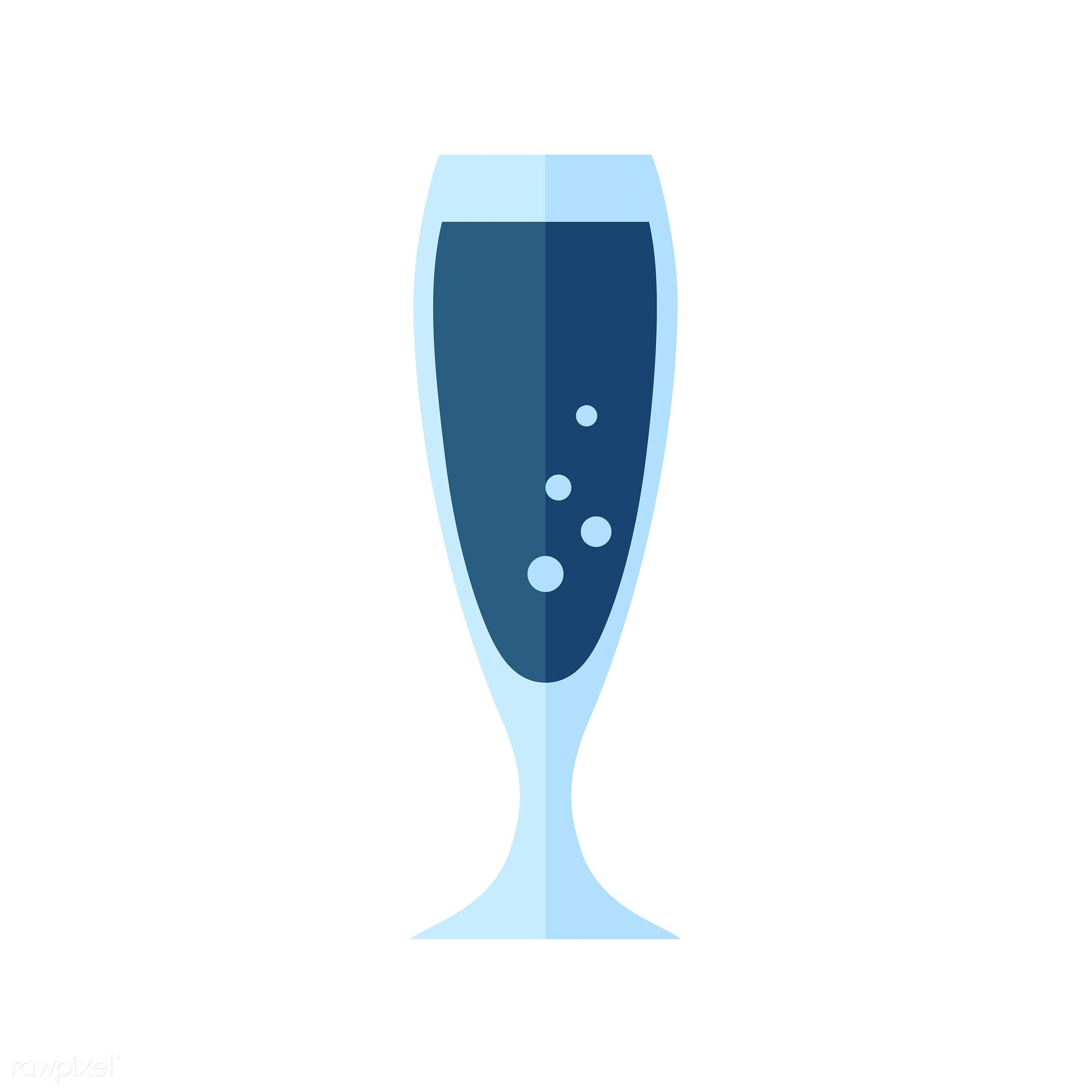 Sparkling wine vector - vector, graphic, illustration, icon, symbol, colorful, cute, drink, beverage, water, sparkling,...