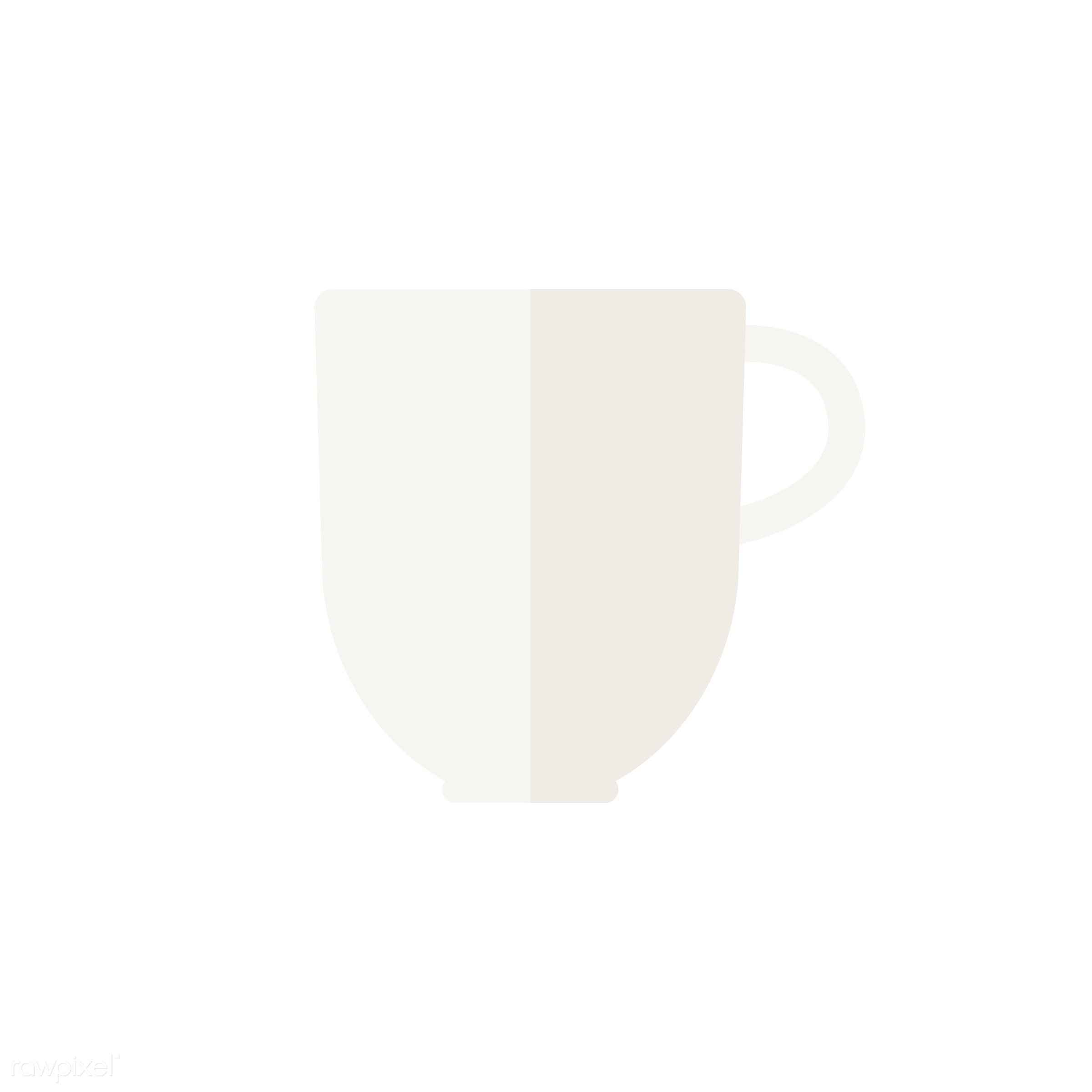vector, graphic, illustration, icon, symbol, colorful, cute, drink, beverage, water, mug, cup