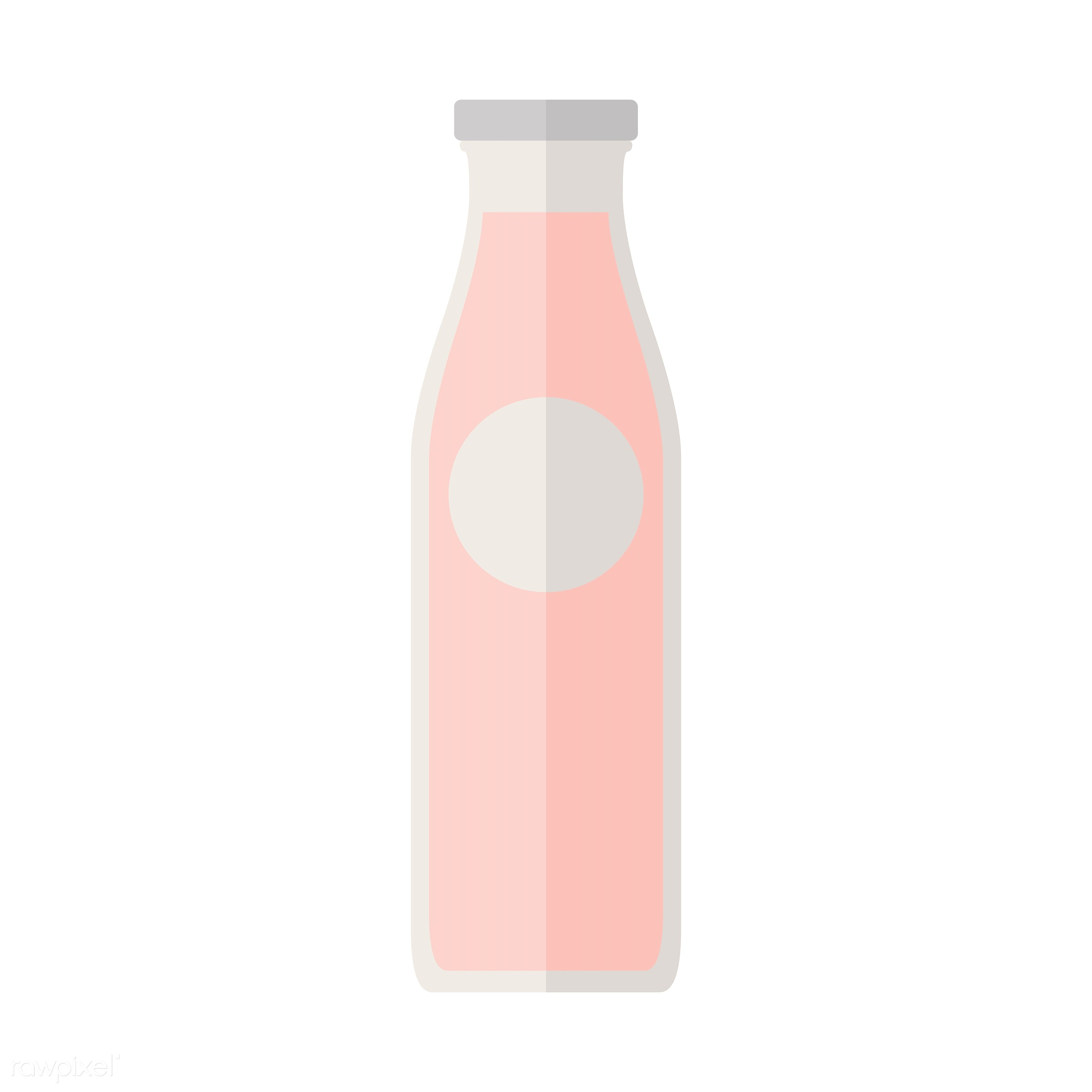 vector, graphic, illustration, icon, symbol, colorful, cute, drink, beverage, water, pink, lemonade