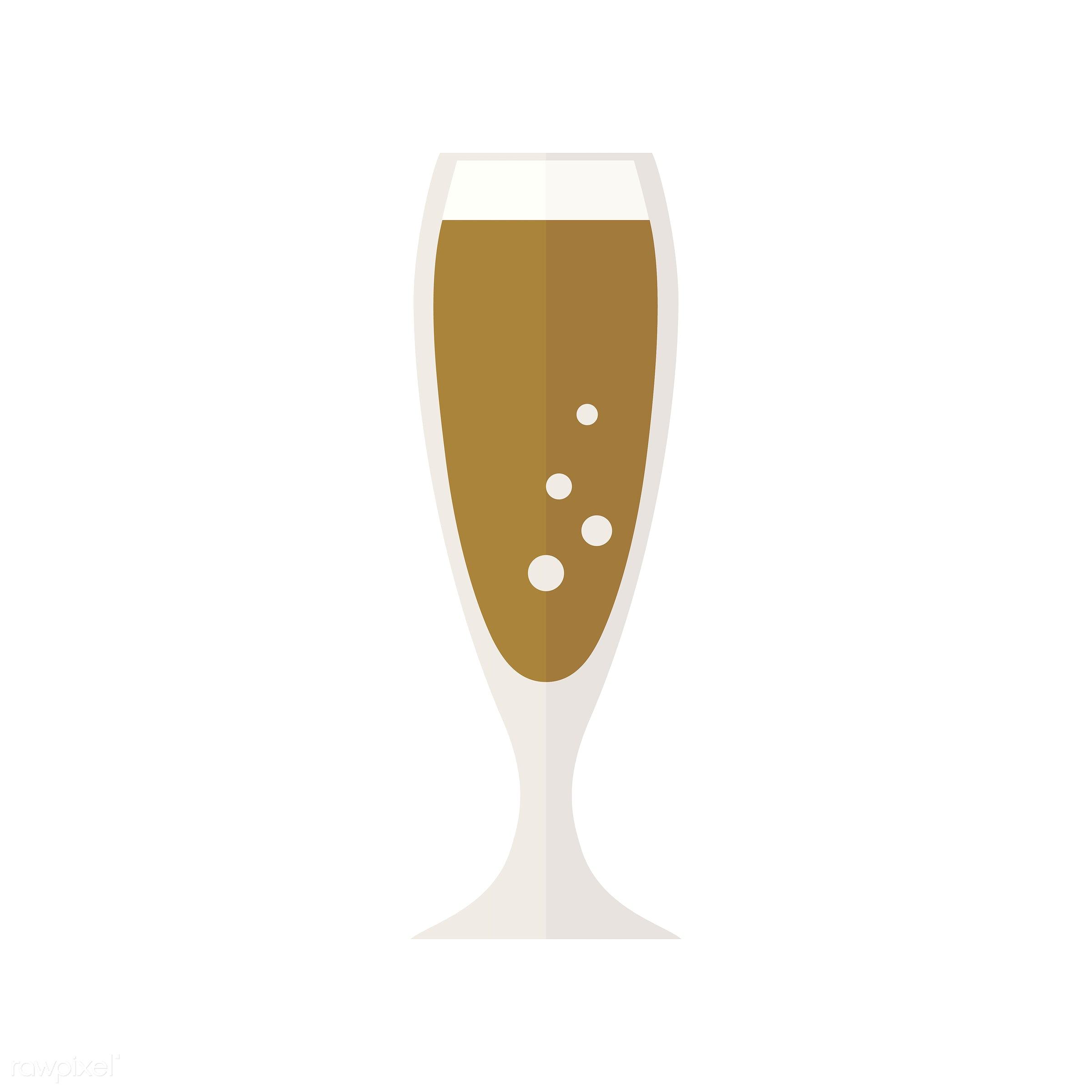 vector, graphic, illustration, icon, symbol, colorful, cute, drink, beverage, water, sparkling wine, wine, soda