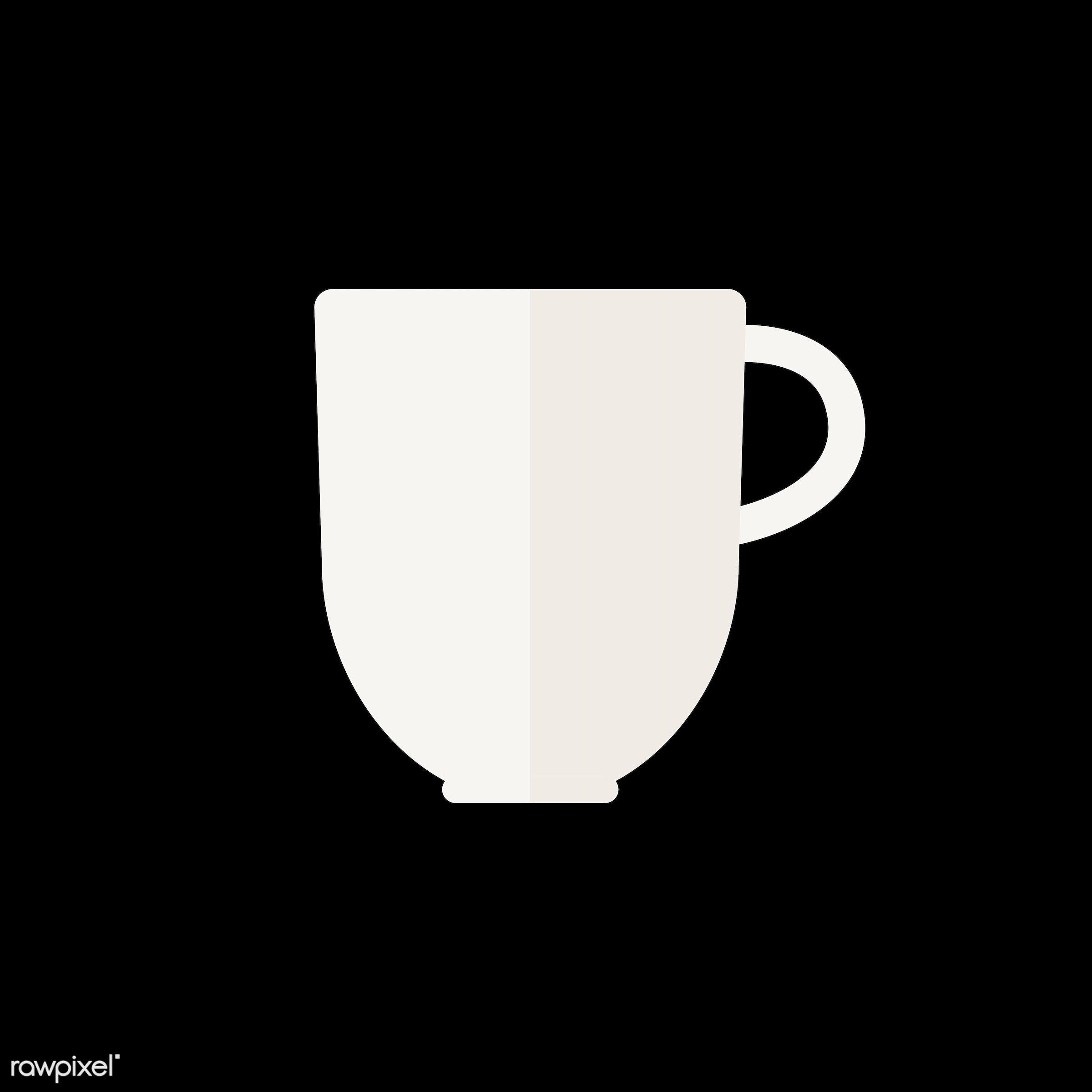 vector, graphic, illustration, icon, symbol, colorful, cute, drink, beverage, water, coffee, coffee cup, coffee mug, tea,...