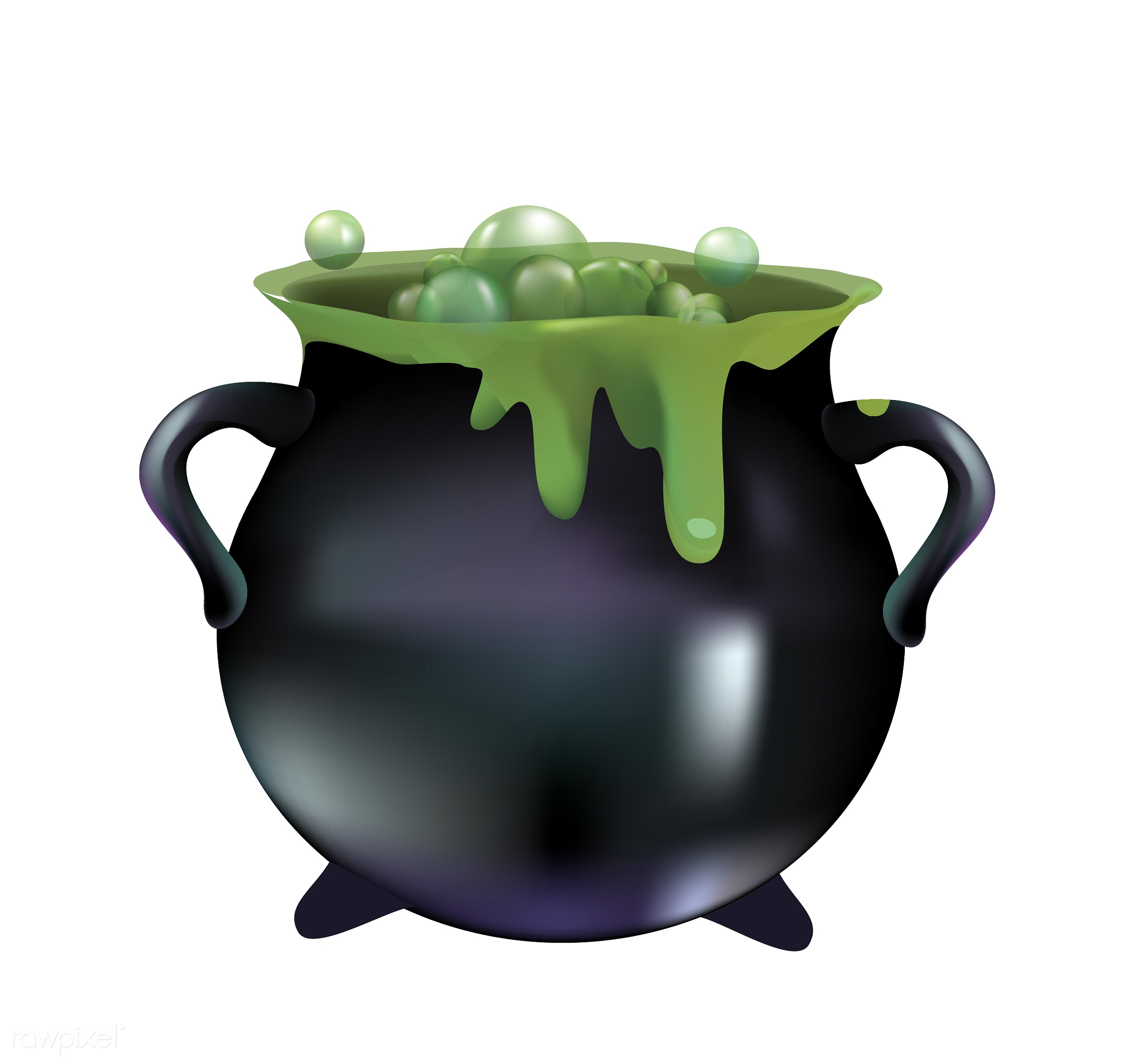 Halloween vector set - halloween, autumn, boil, boiling, bubbles, cauldron, celebration, creepy, design, fall, festival,...