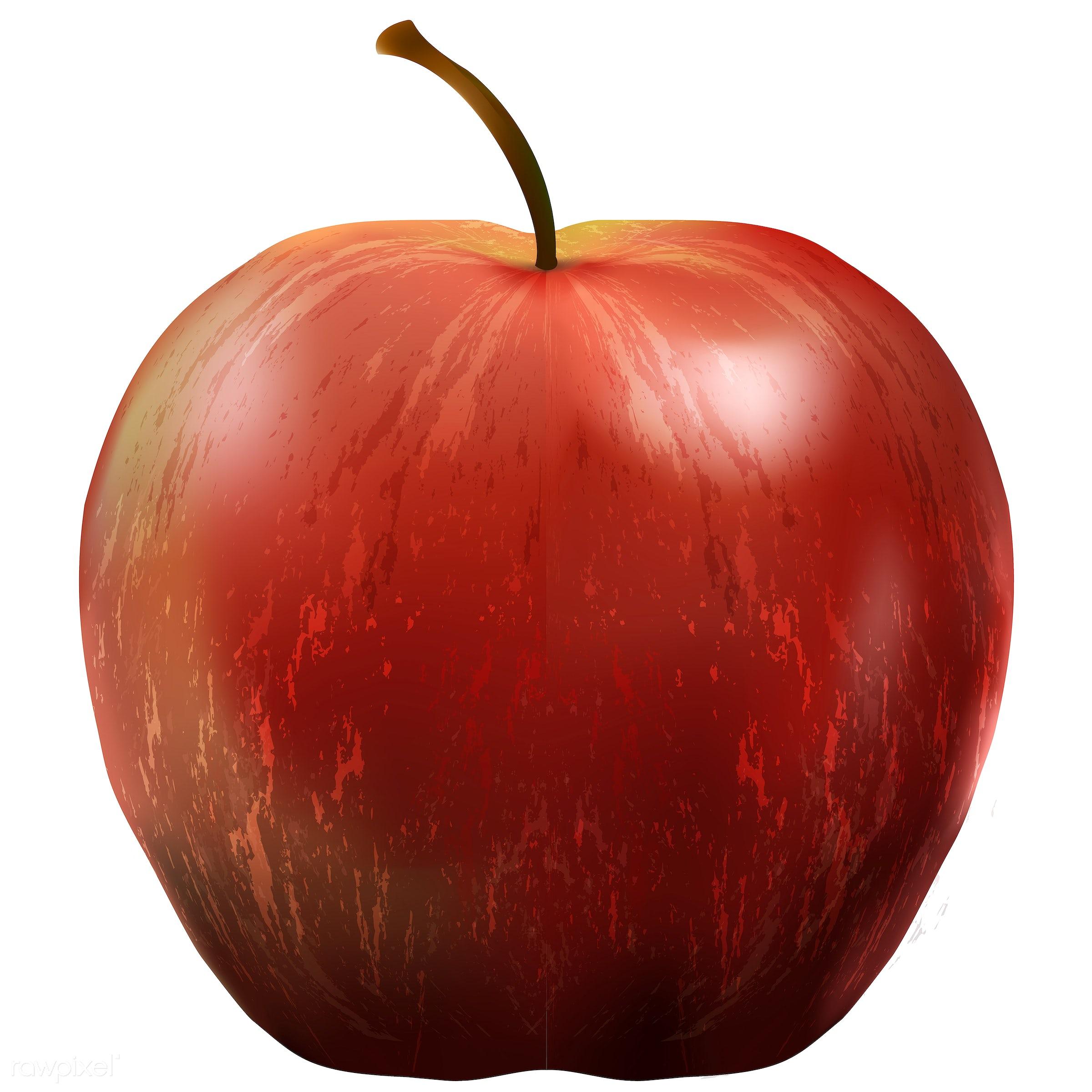 Illustration of grapes isolated on white background - apple, fruit, autumn, celebration, crops, elements, fall, festival,...