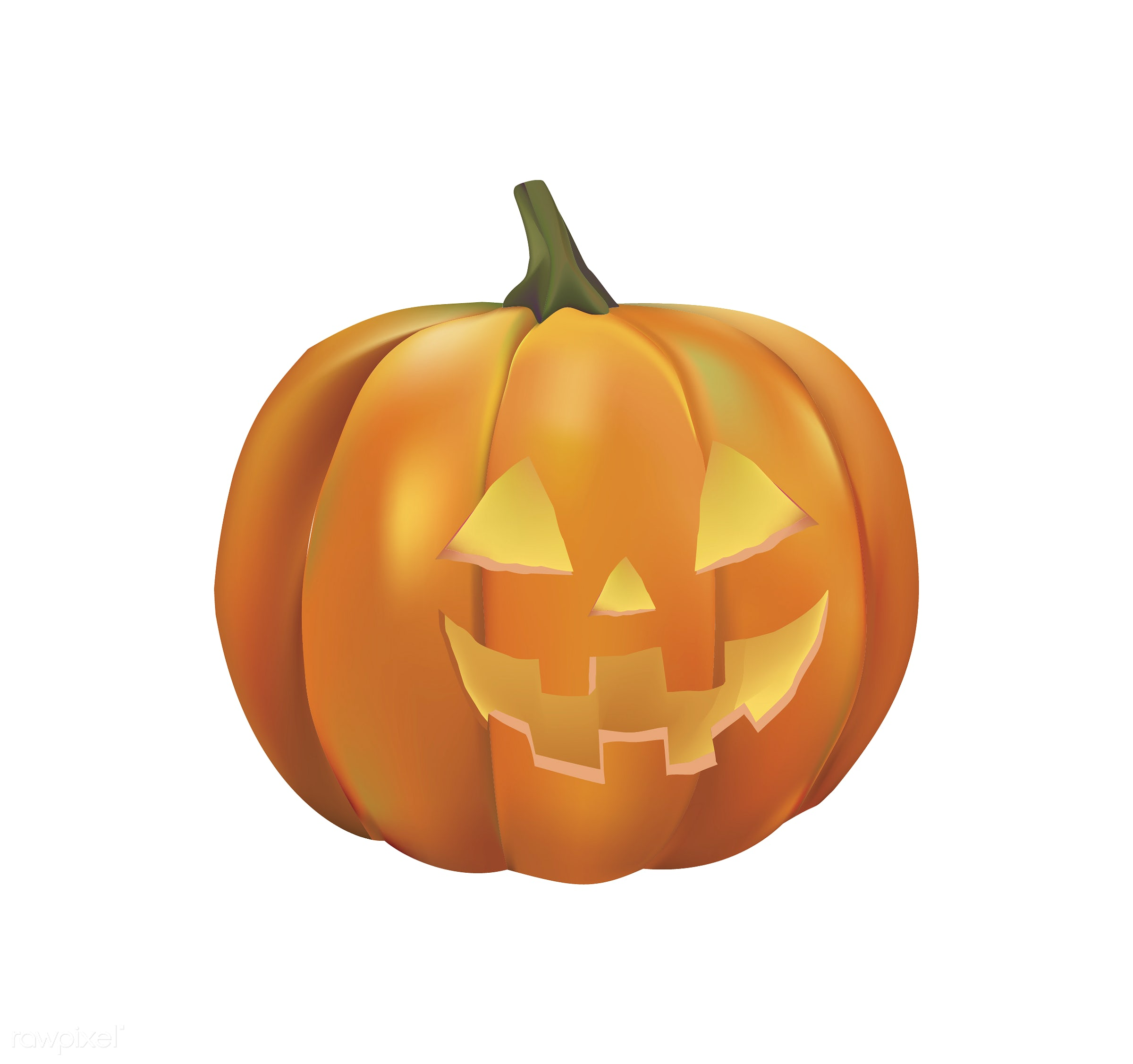 Halloween vector set - pumpkin, autumn, celebration, creepy, design, fall, festival, ghost, graphic, halloween, holiday,...