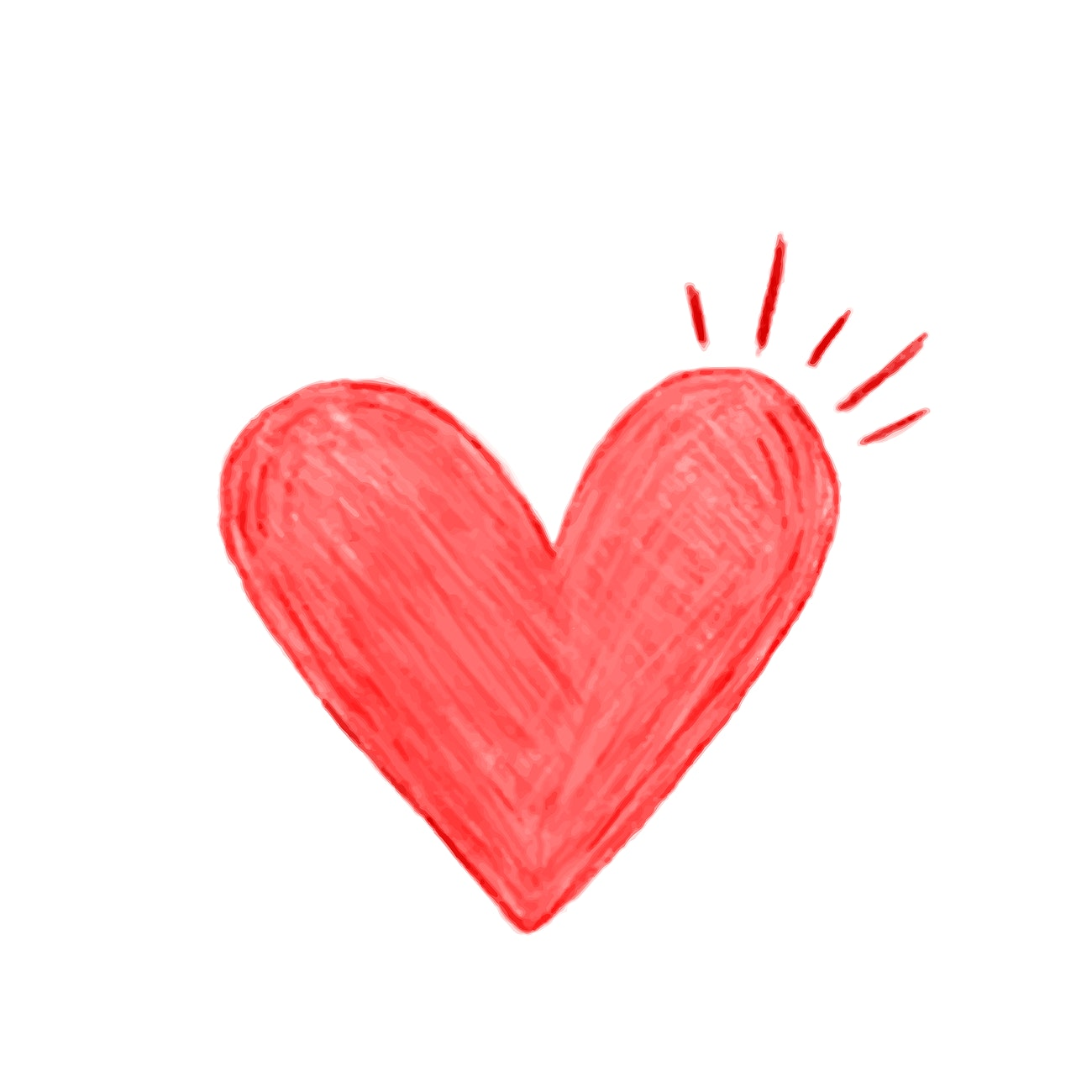 Heart icon | Royalty free vector - 381751