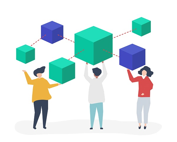blockchain, healthcare solutions, digital transformation