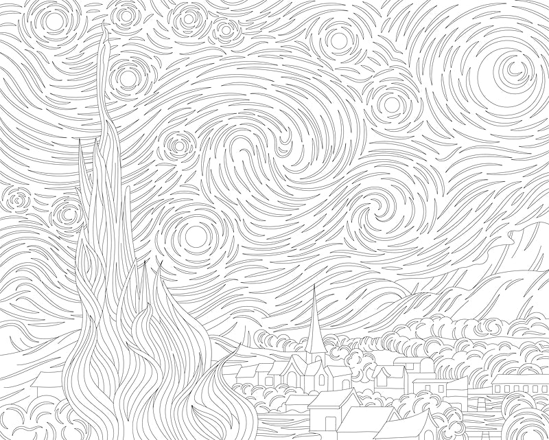 Free Adult Coloring Pages I High Quality Free Design Resources Rawpixel