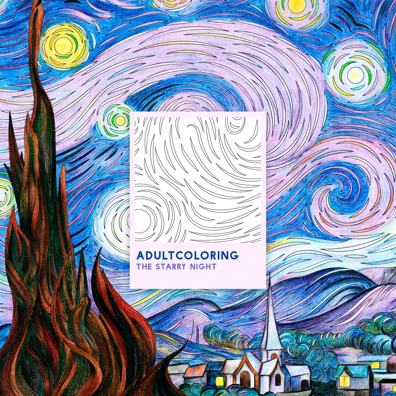 Bedroom at Arles By Vincent Van Gogh coloring page | Free ... | 1300x1300