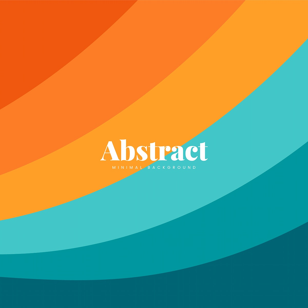 Colorful abstract print background design