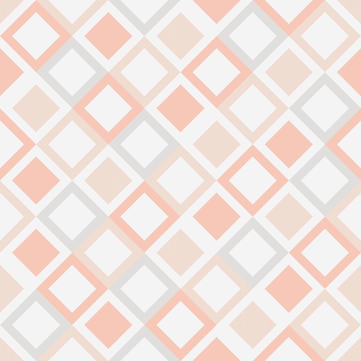Geometrical squared pattern vector illustration