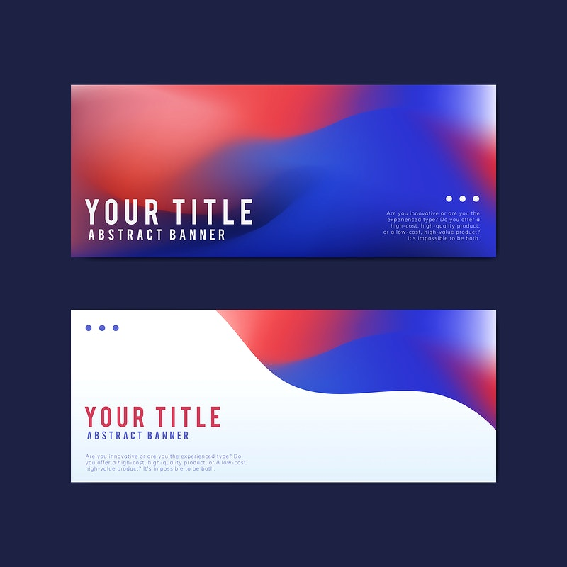 banners templates rawpixel