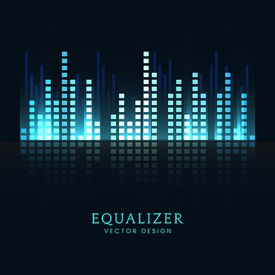 Equalizer Royalty Free Stock Vectors | rawpixel