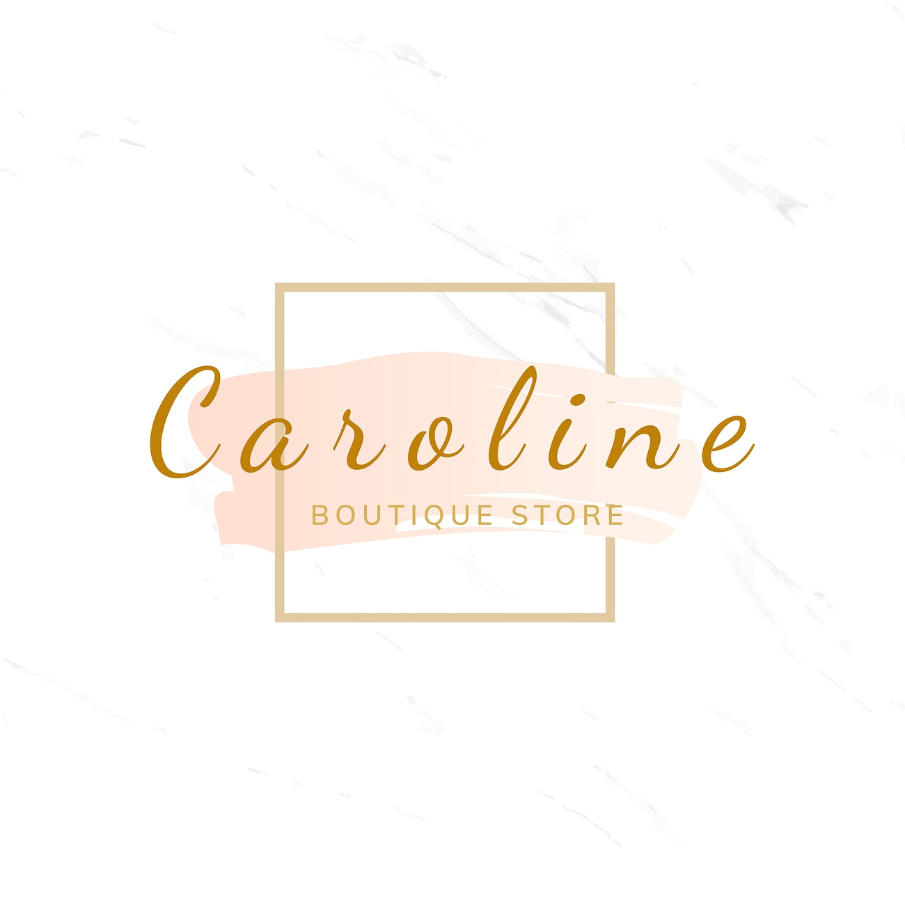 Fashion Boutique Logo Design Vector Royalty Free Vector 524626