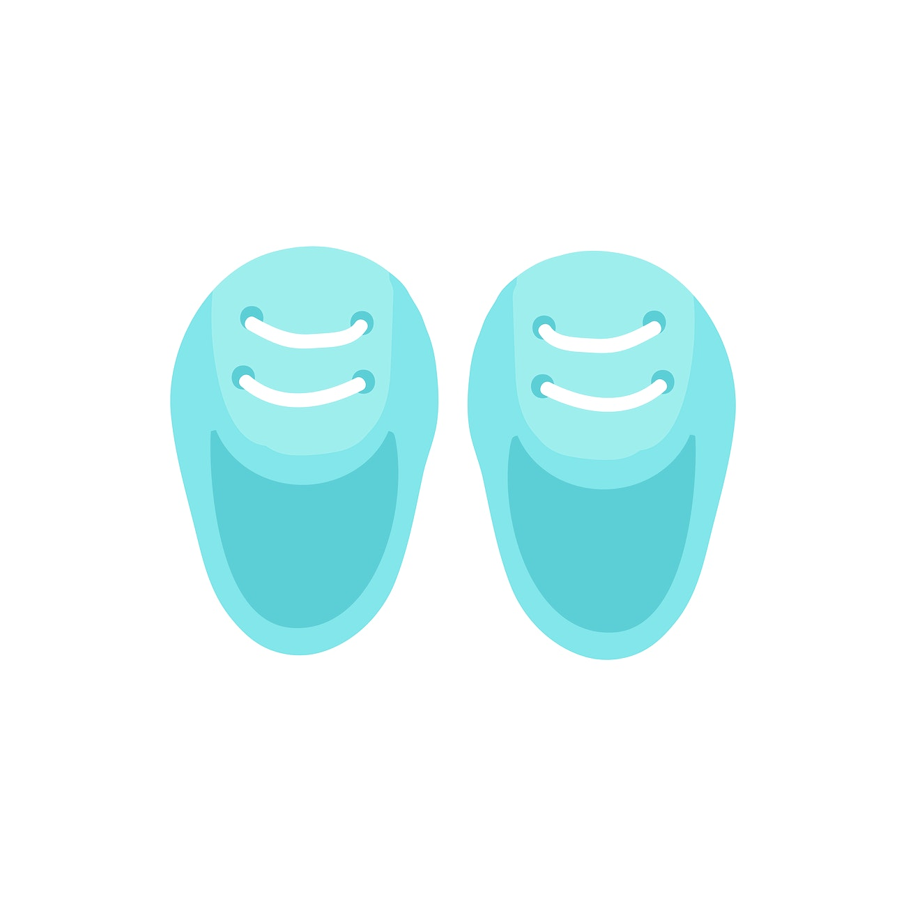 Baby Shoes Vector Free Vector 544519
