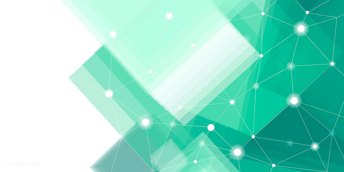 Connections Green Background Free Stock Vector 579849