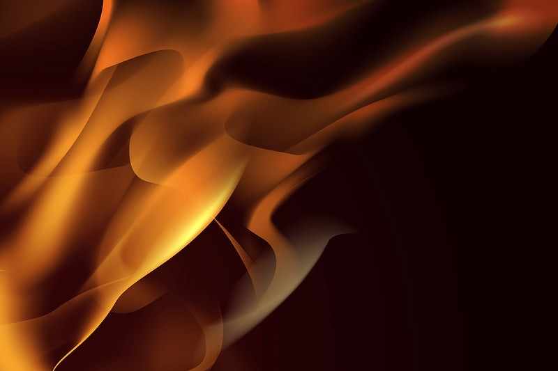 Free Fire And Smoke Abstract Background Royalty Free Stock Vectors Rawpixel