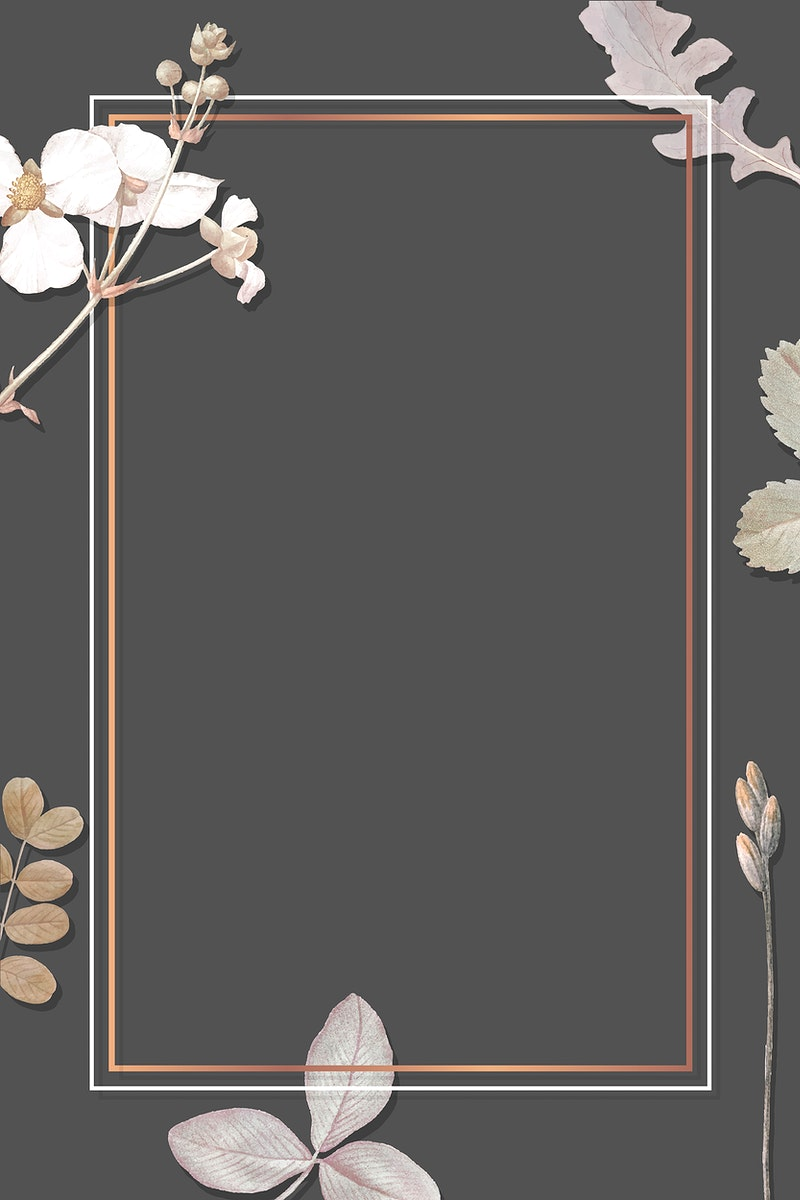 Frame with Bulltongue arrowhead vector