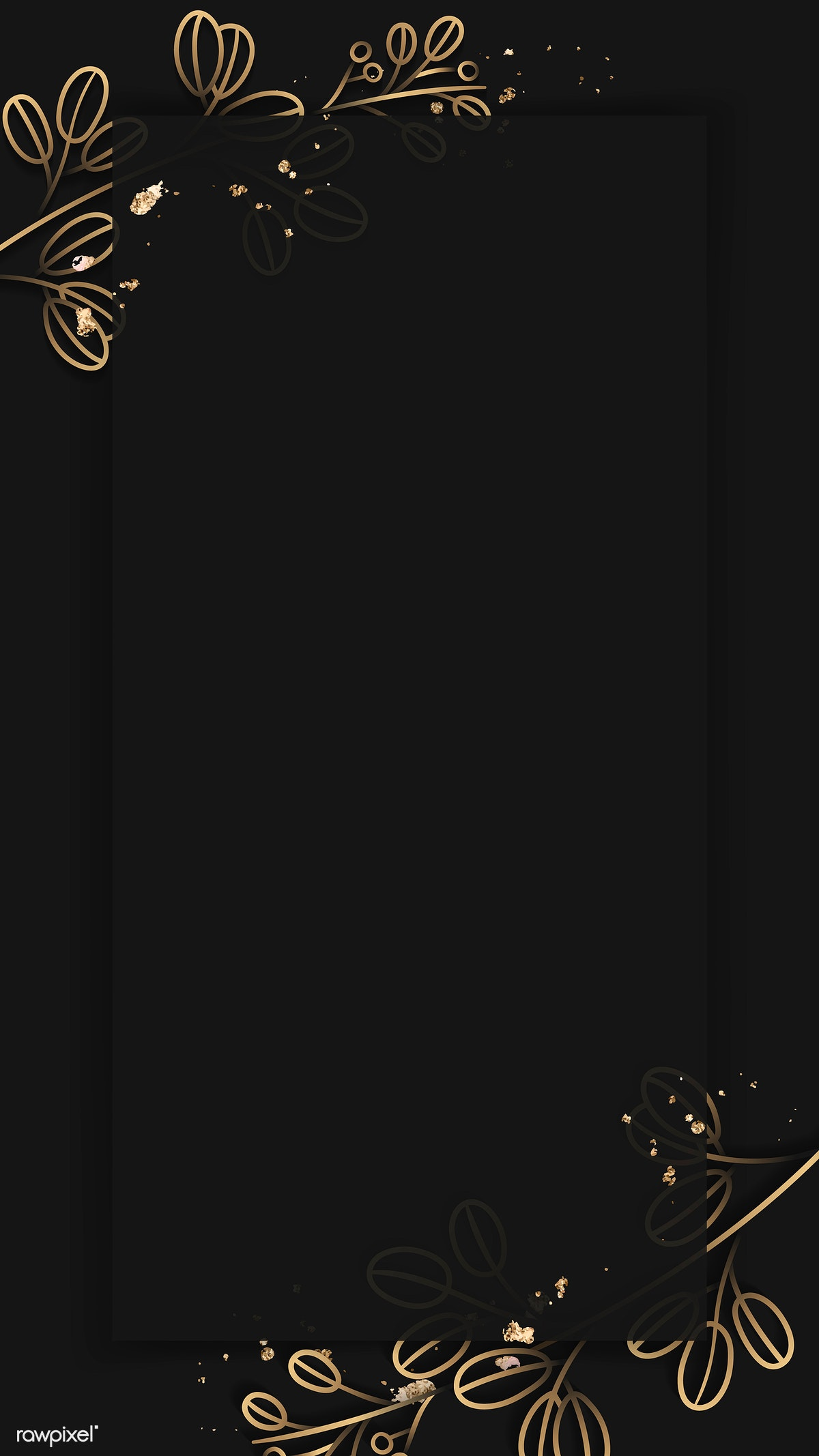 Unduh 52 Background Black With Gold HD Terbaik