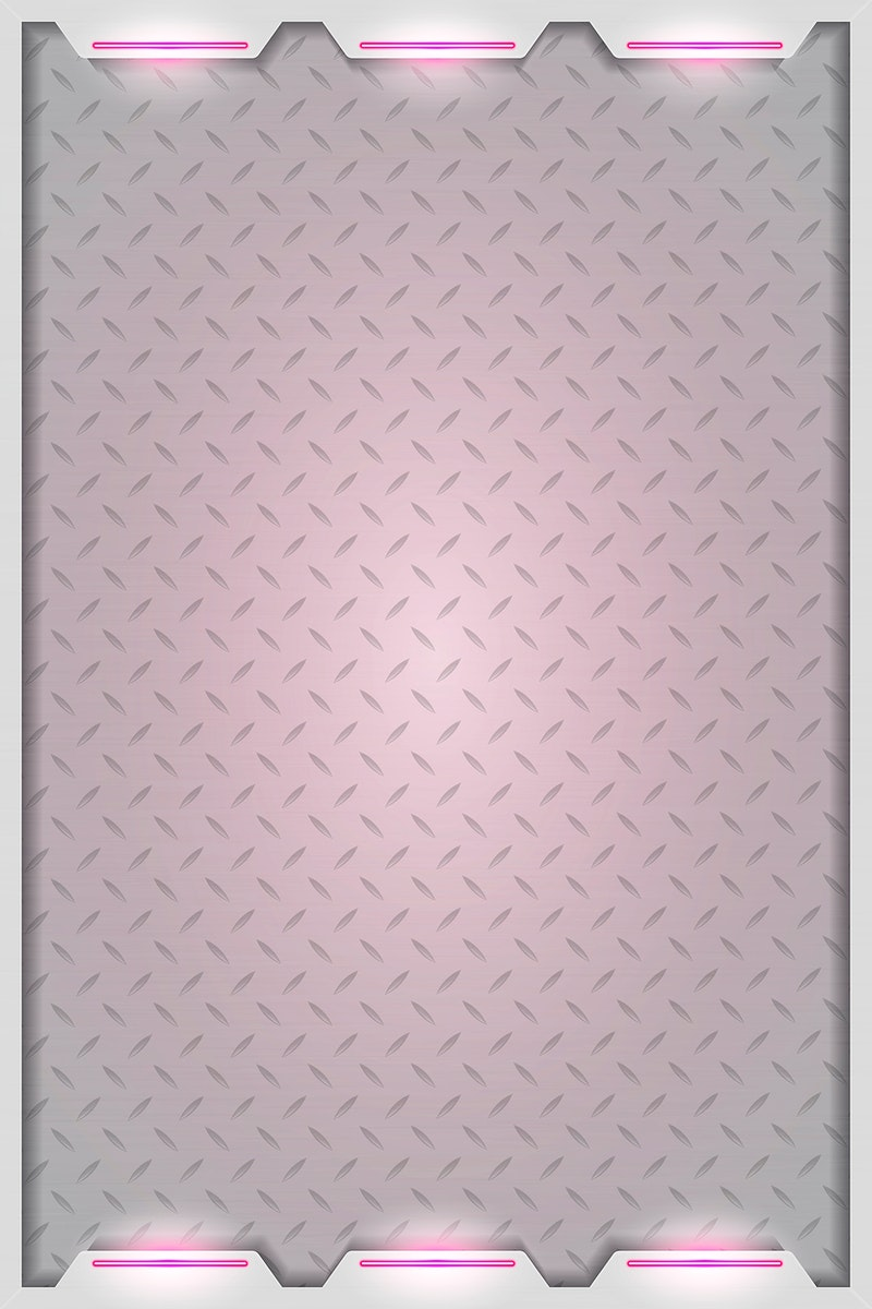 SImple pink technology background template vector