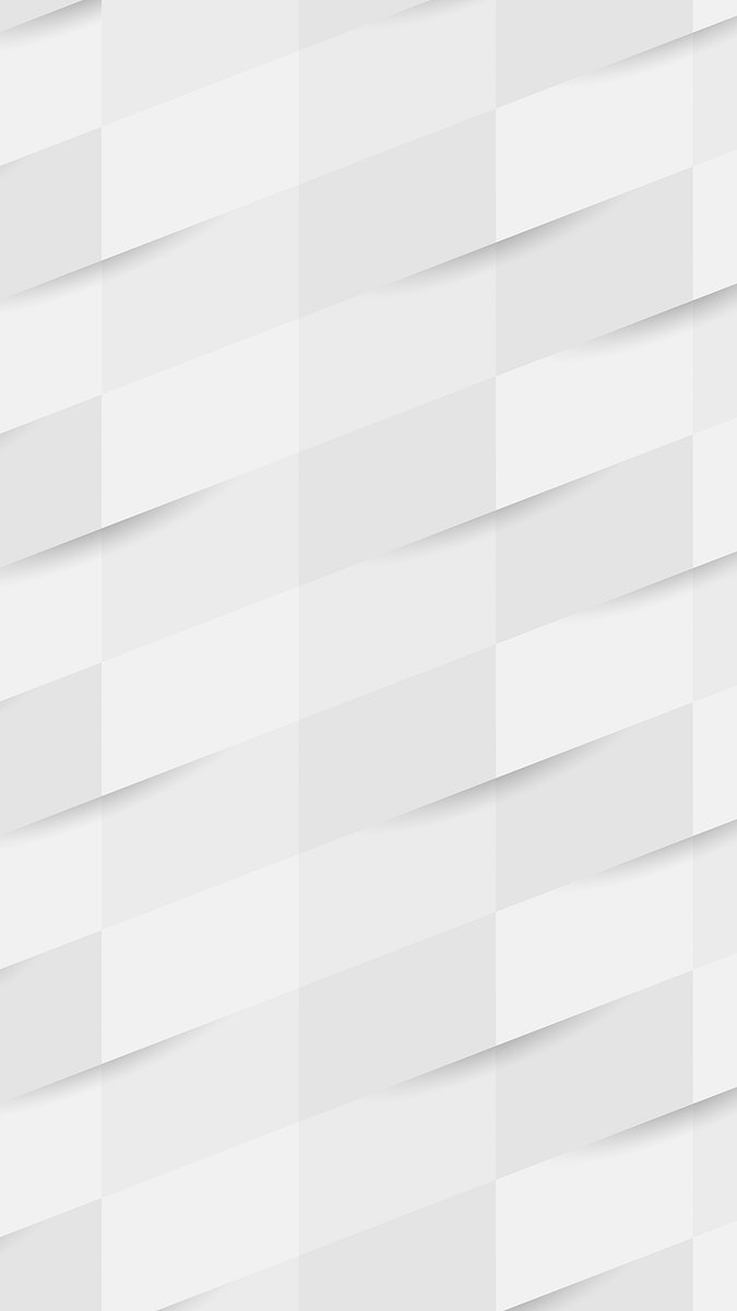 White seamless weave pattern background mobile phone wallpaper vector