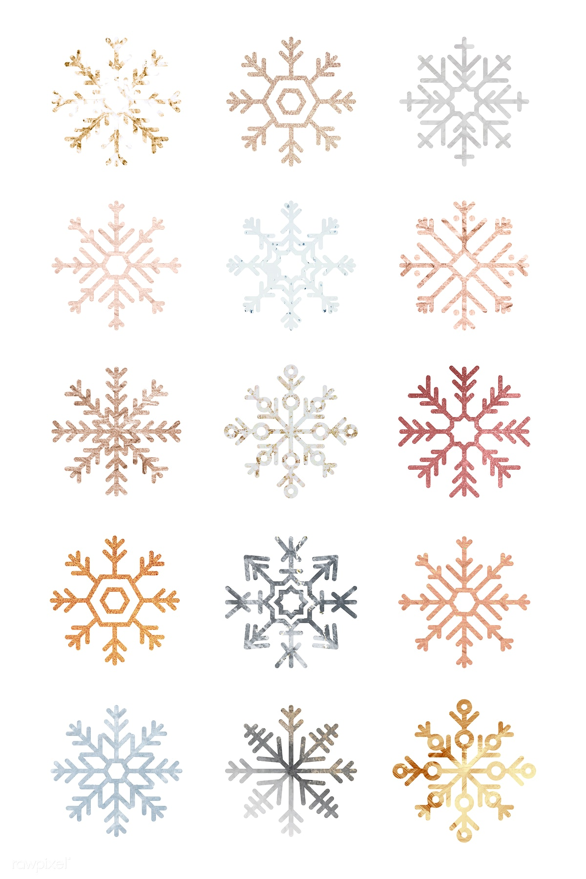 Christmas Snowflakes.Download Premium Image Of Christmas Snowflakes Decorative Ornament