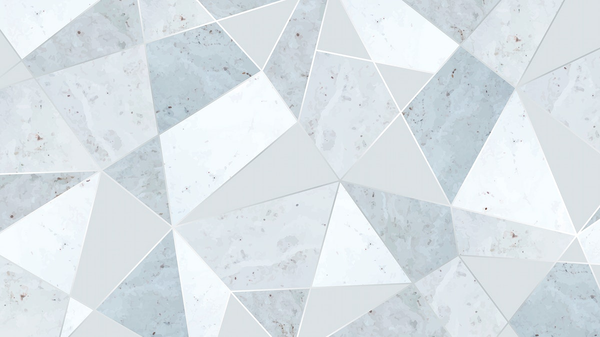 Simple gray triangular wallpaper vector