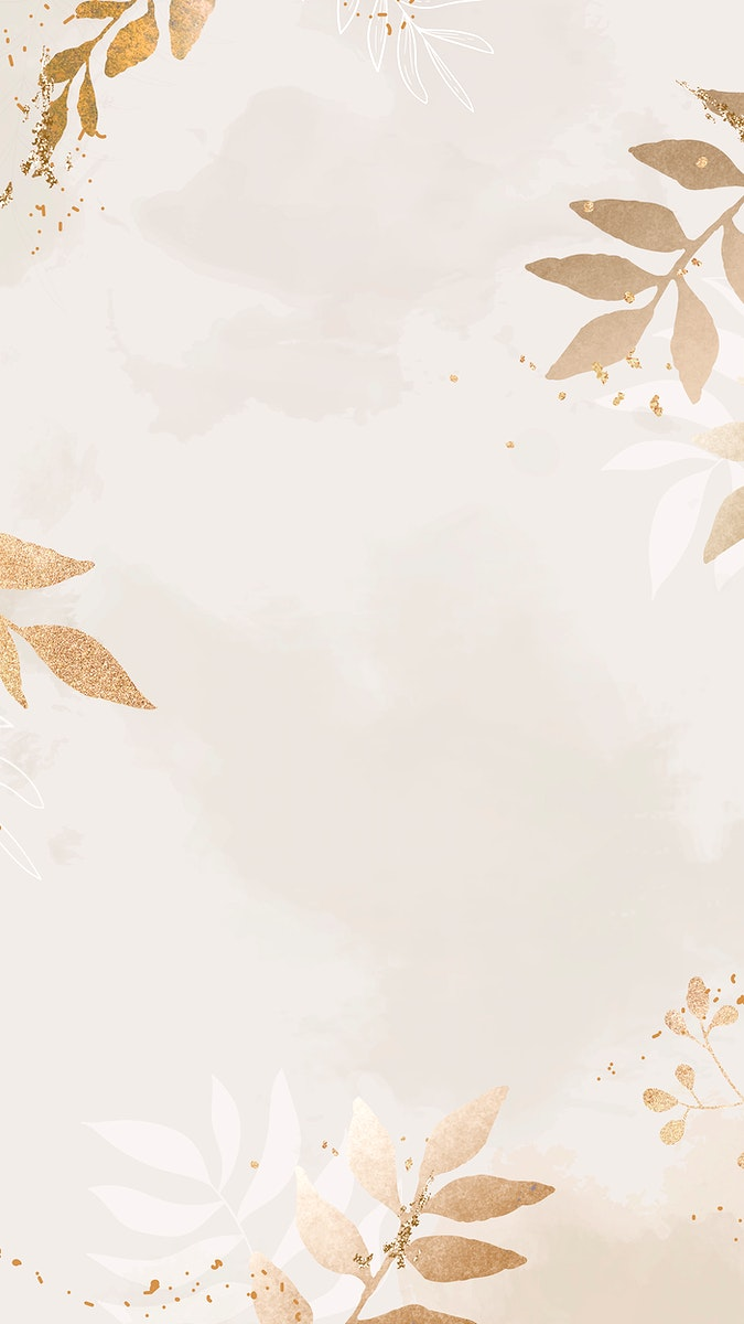 Christmas patterned on beige background mobile phone wallpaper vector