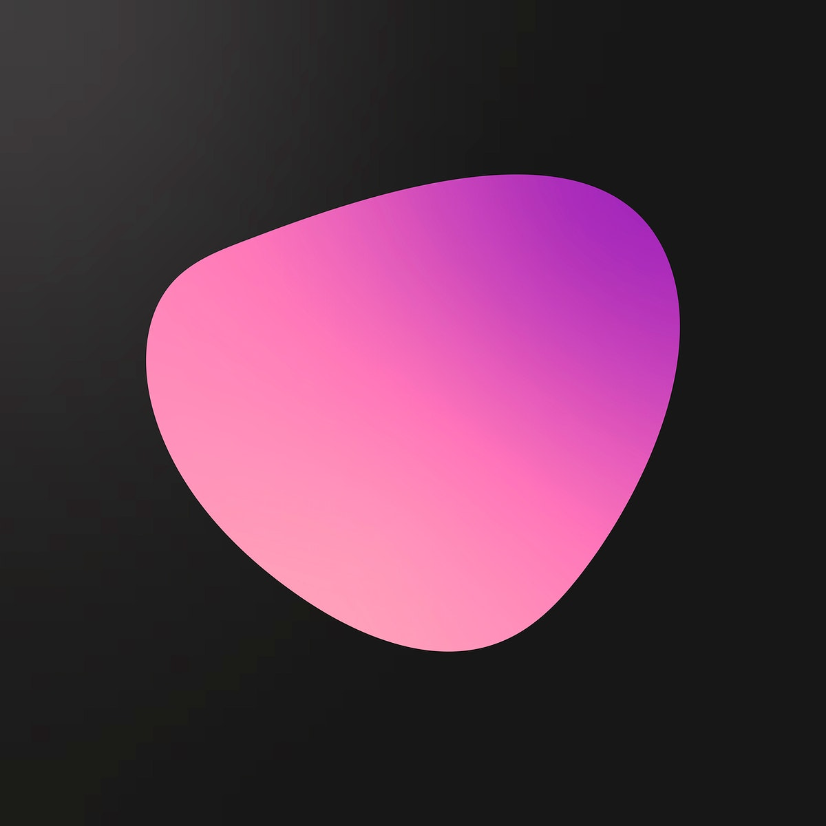 Colorful gradient element vector