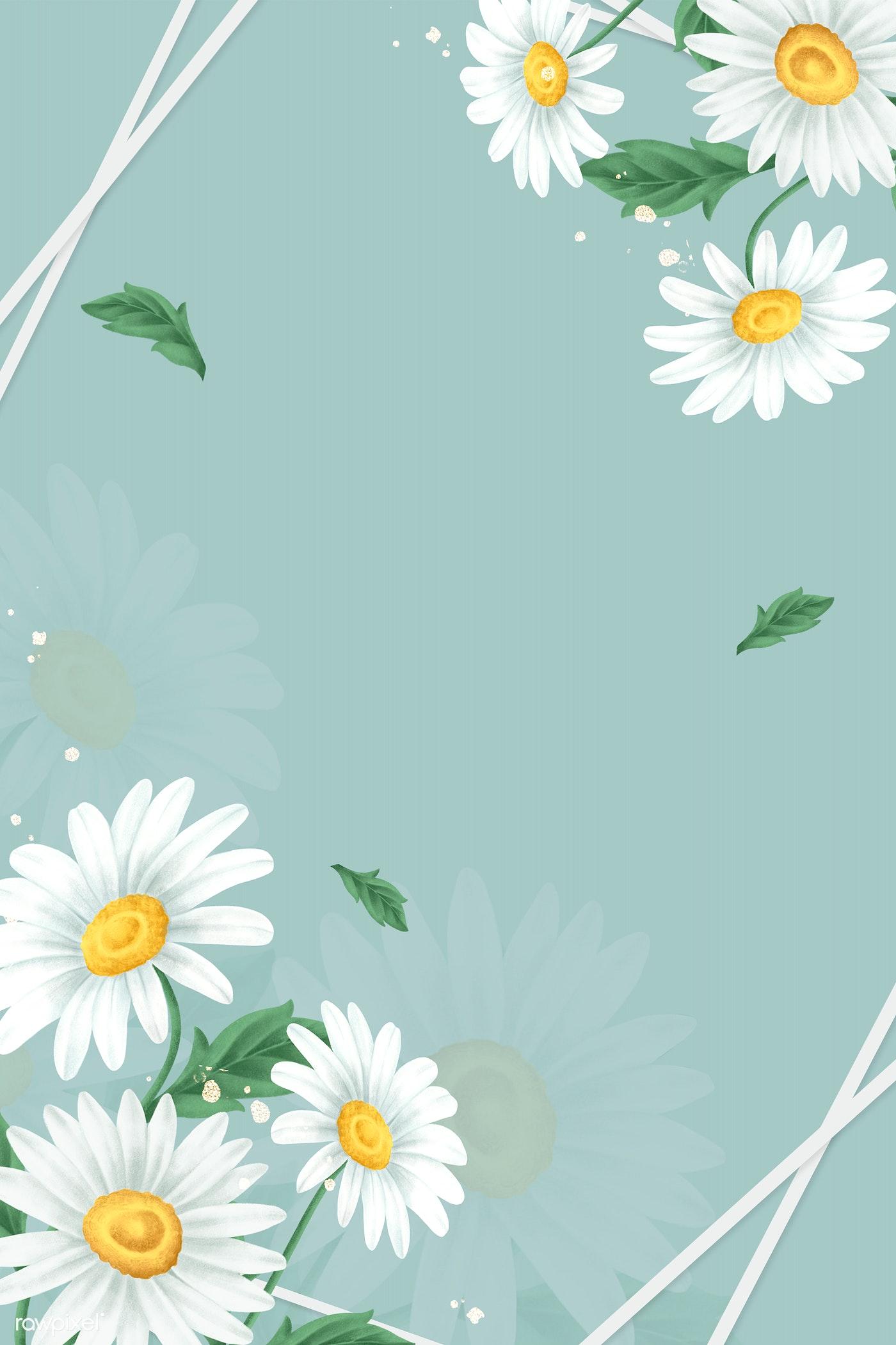 Blank Floral Frame Royalty Free Illustration 2091353