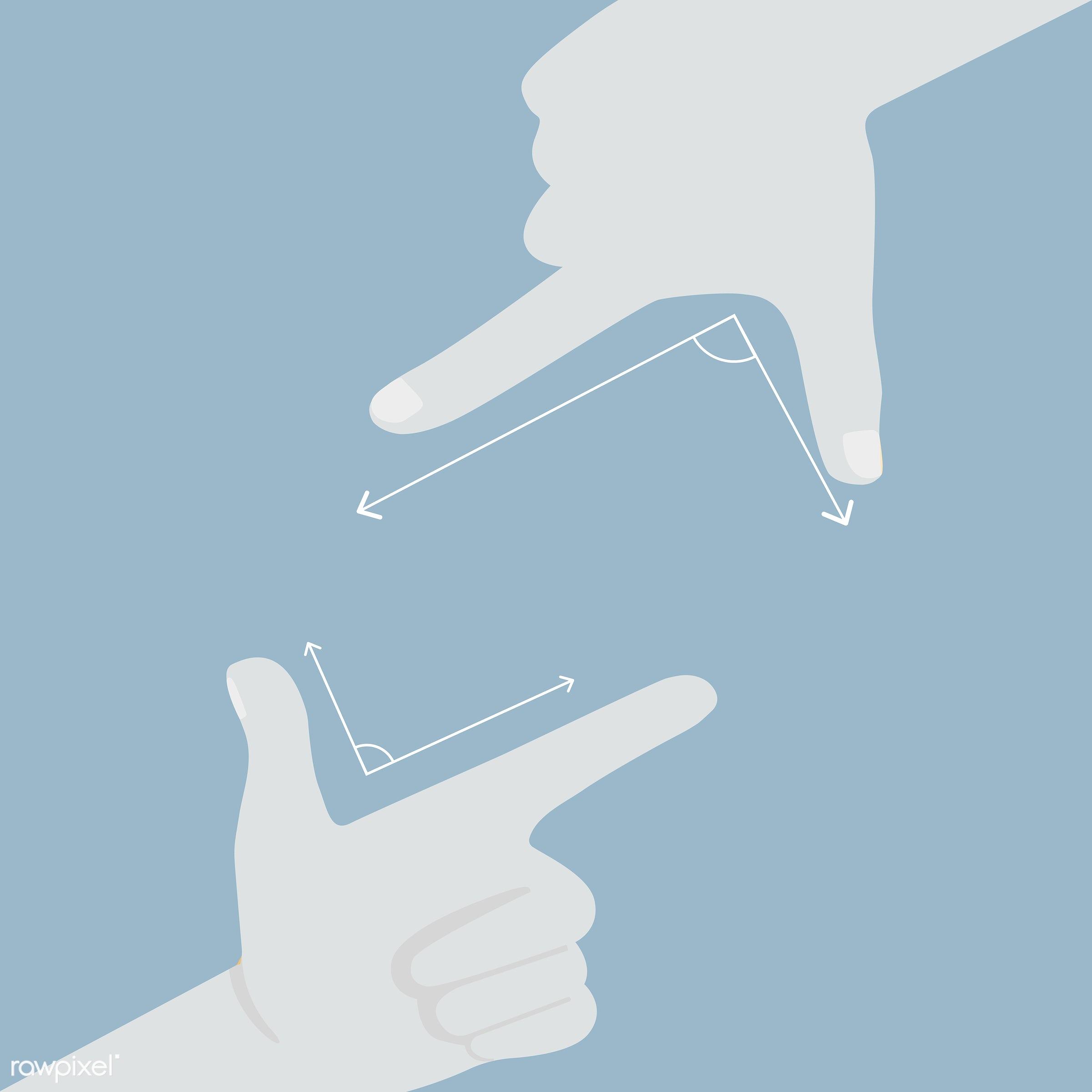 'Exploring different angles' illustrations - vector, see things in a different angle, different, difference, perception,...