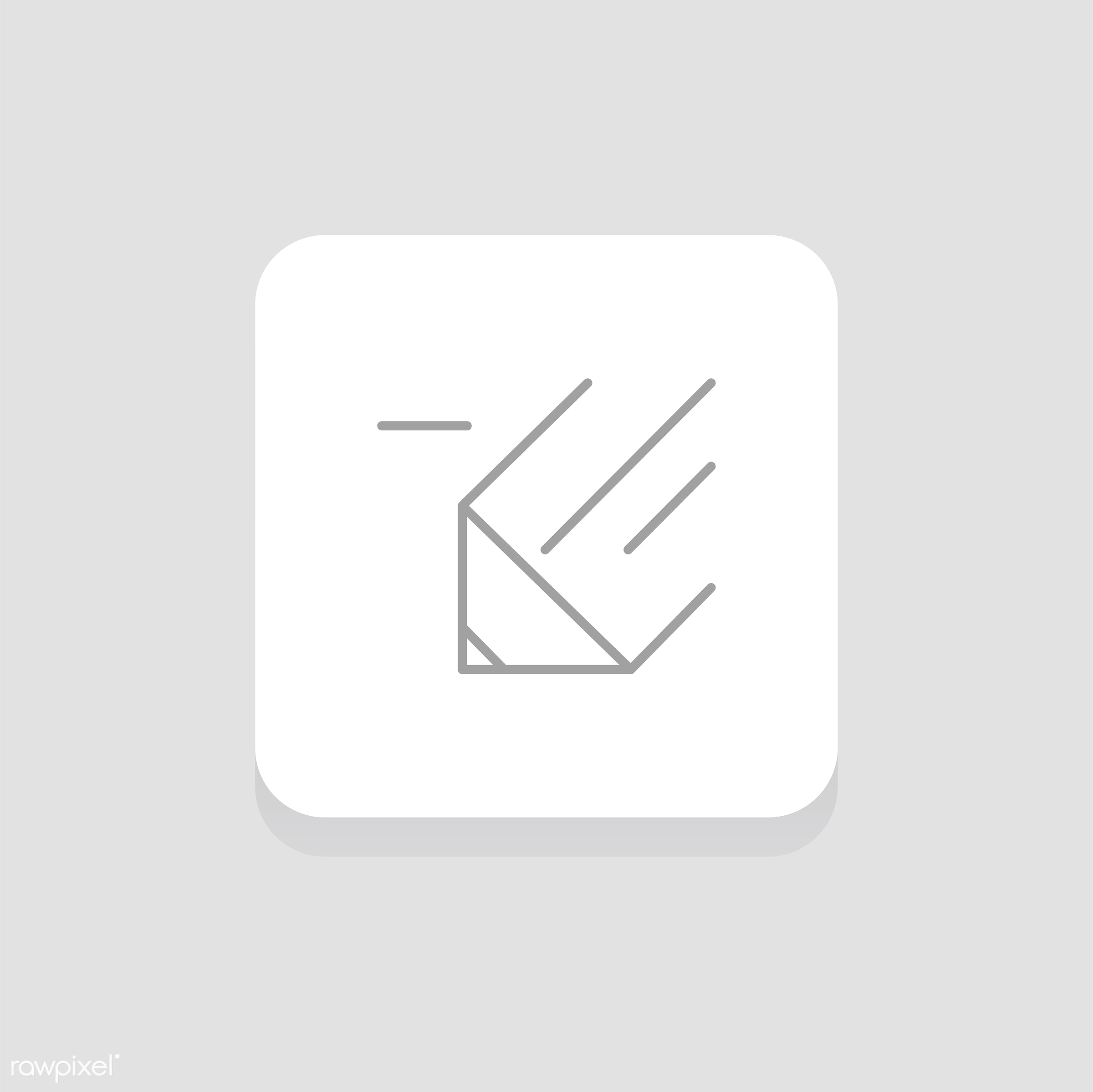 Vector of design edit icon - align, alignment, design, edit, flat, graphic, icon, illustration, isolated, layout, platform,...