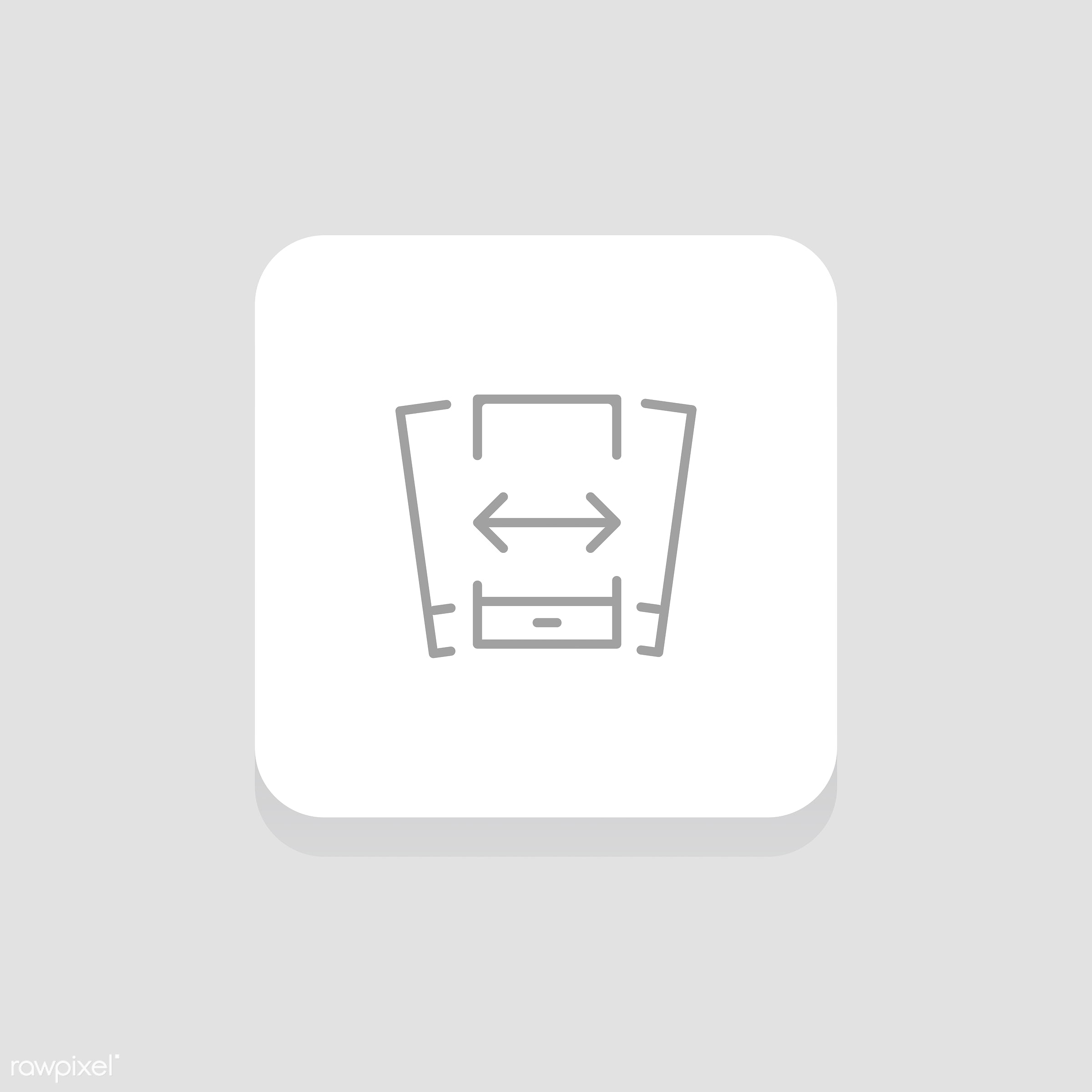 Vector of telephone icon - call, cellphone, design, flat, graphic, icon, illustration, isolated, layout, mobile phone, style...