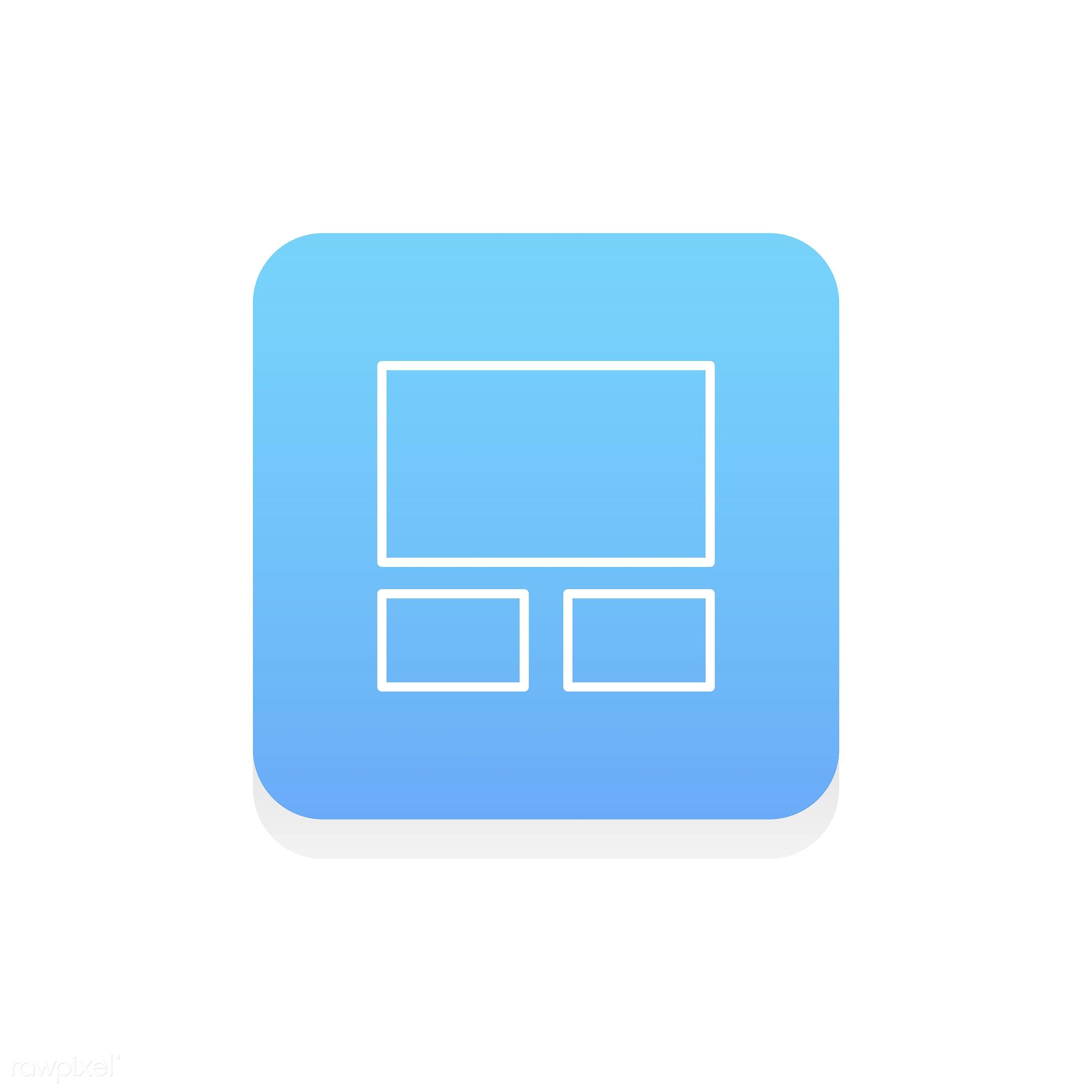 Vector of design edit icon - align, alignment, design, edit, flat, graphic, icon, illustration, isolated, layout, platform,...