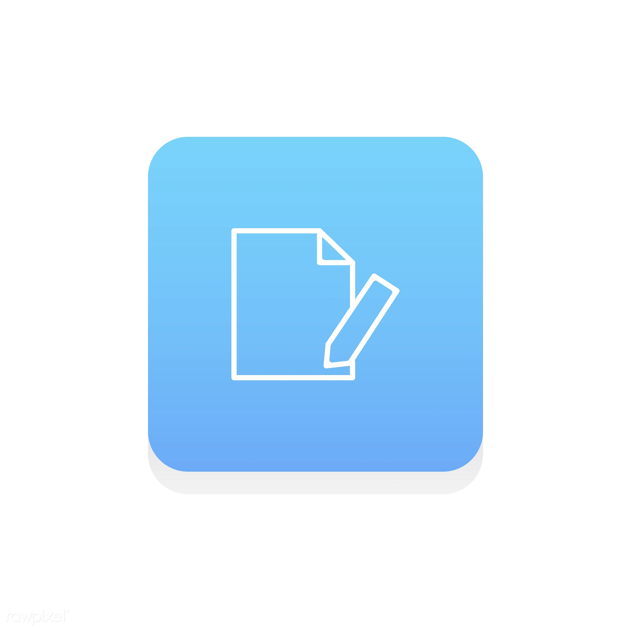 Vector of design edit icon - align, data, design, document, flat, graphic, icon, illustration, information, isolated, layout...